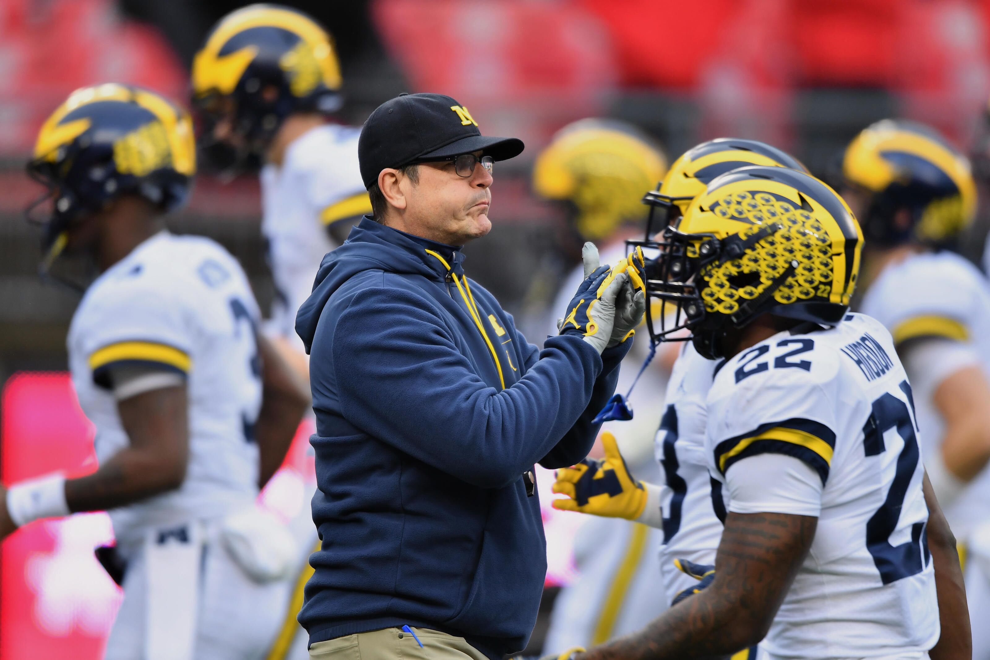Michigan Football: Is Jim Harbaugh on the hot seat entering 2019?
