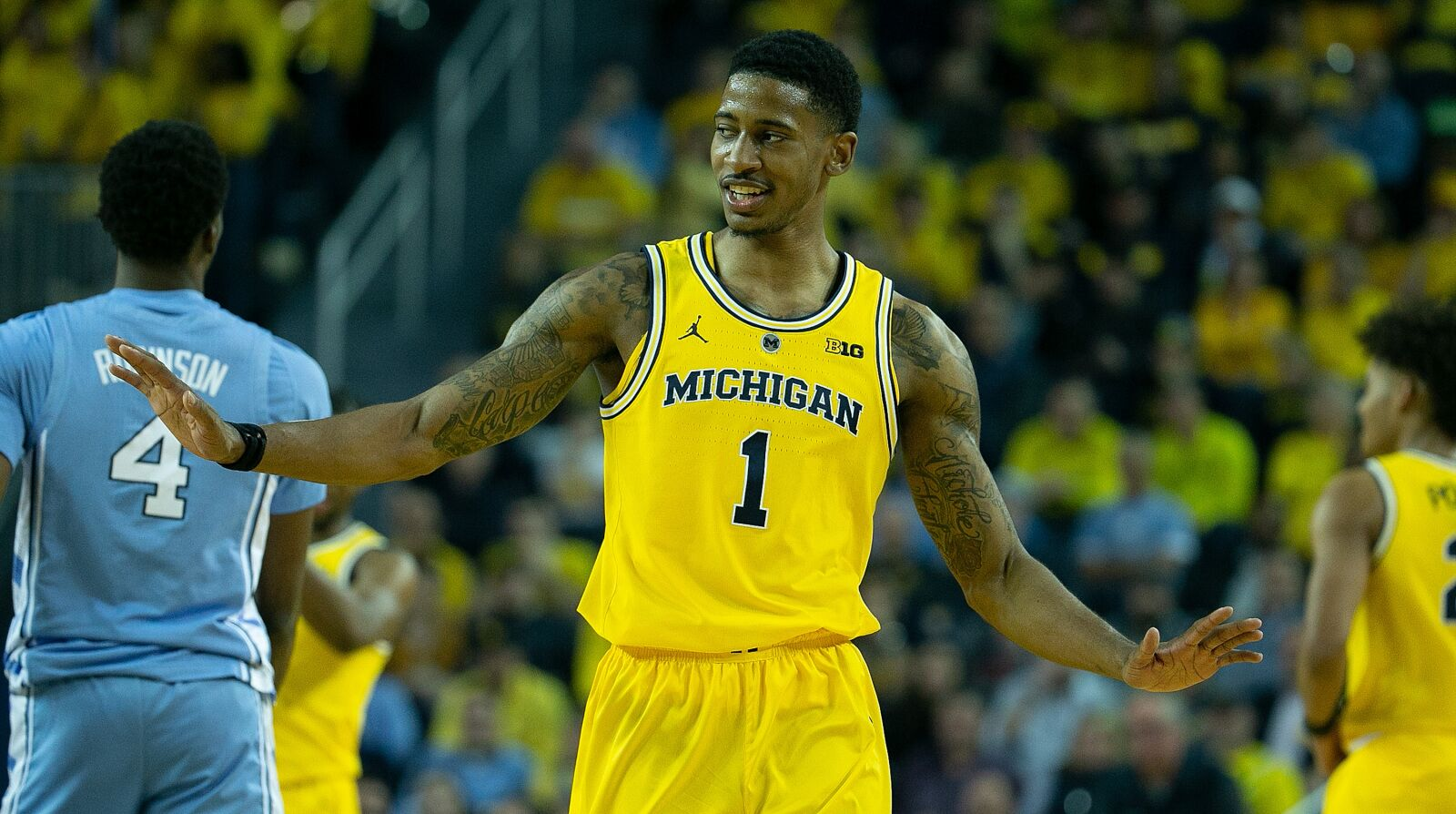 2f898c5a3f Michigan Basketball: How to watch and stream Wolverines vs Iowa