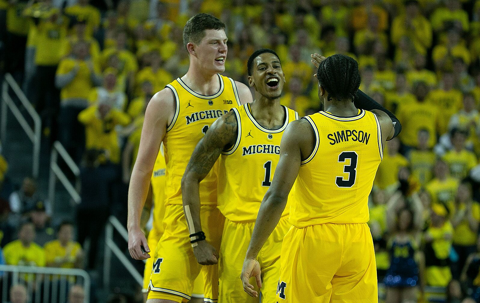 4c280cc1745ff8 Michigan Basketball  5 things we learned from win over North Carolina
