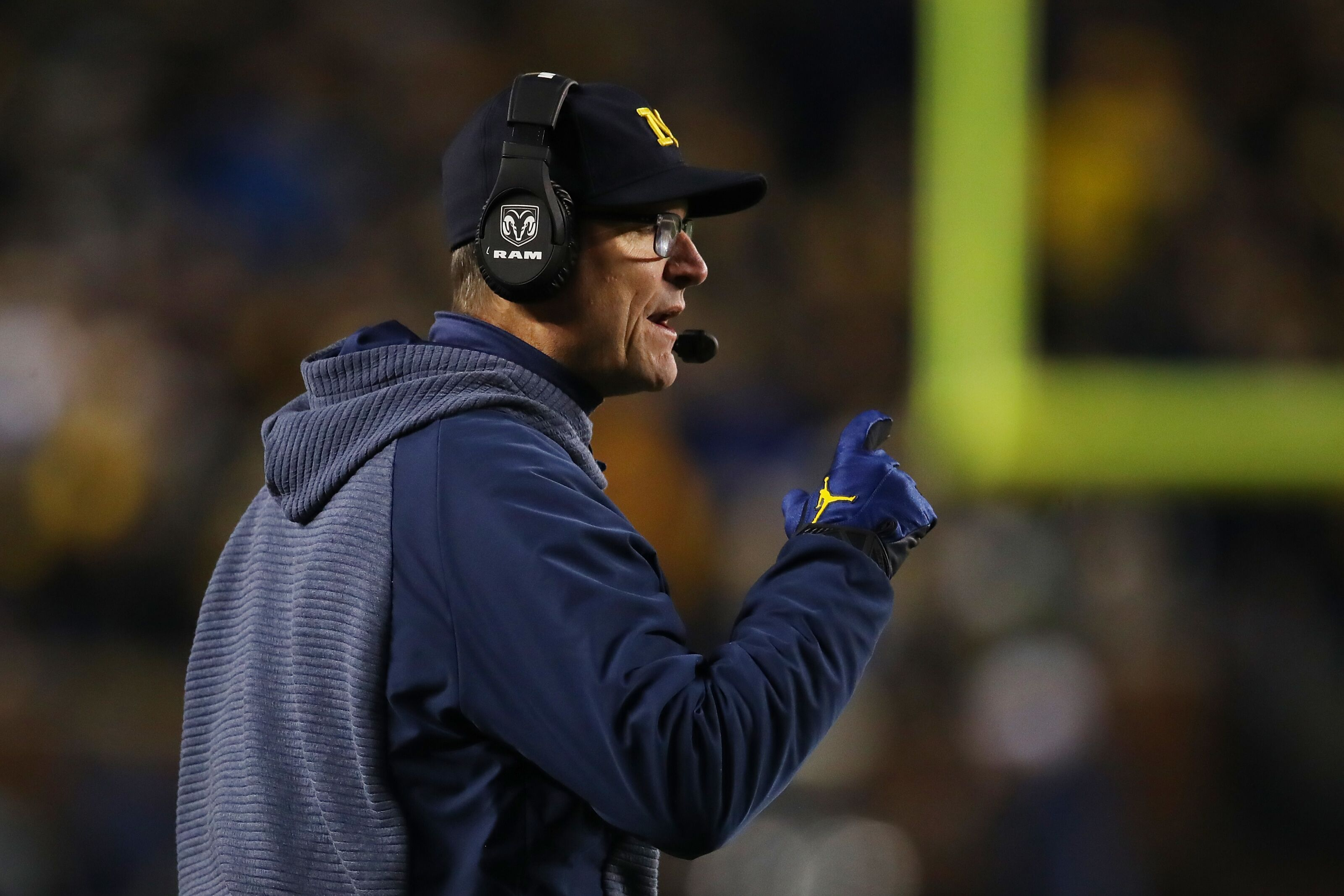 Michigan Football: For Jim Harbaugh, it's now or never