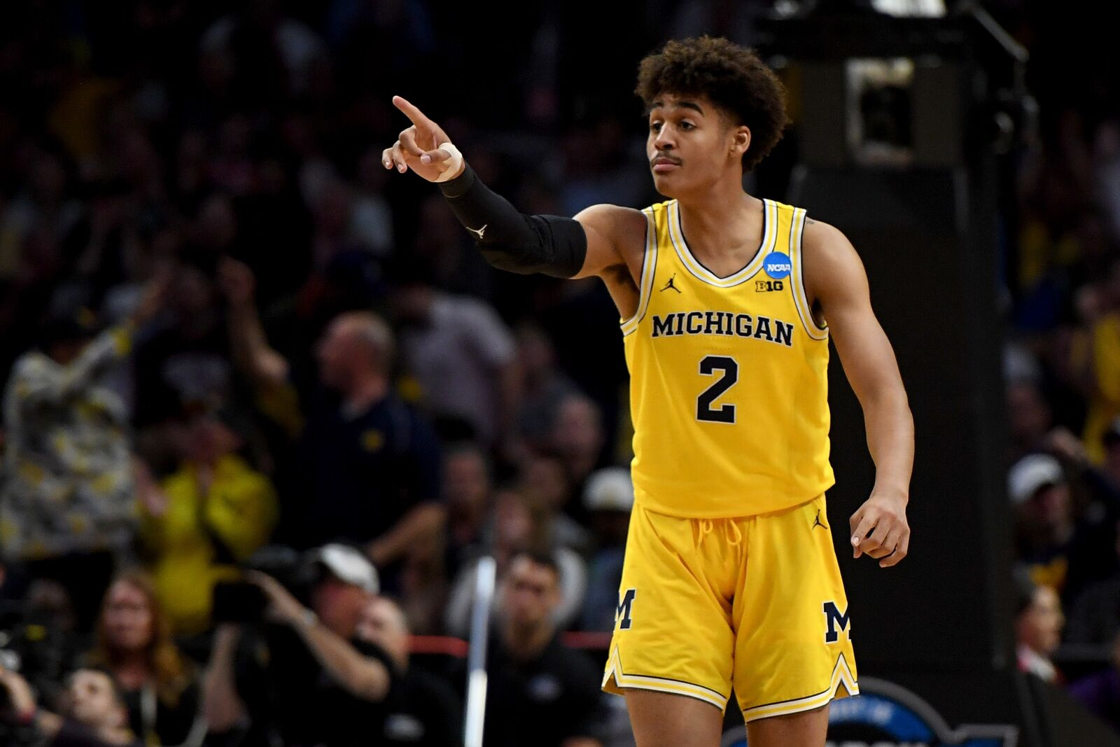 Michigan Basketball: Wolverines make top 3 for top guard Jaden Springer