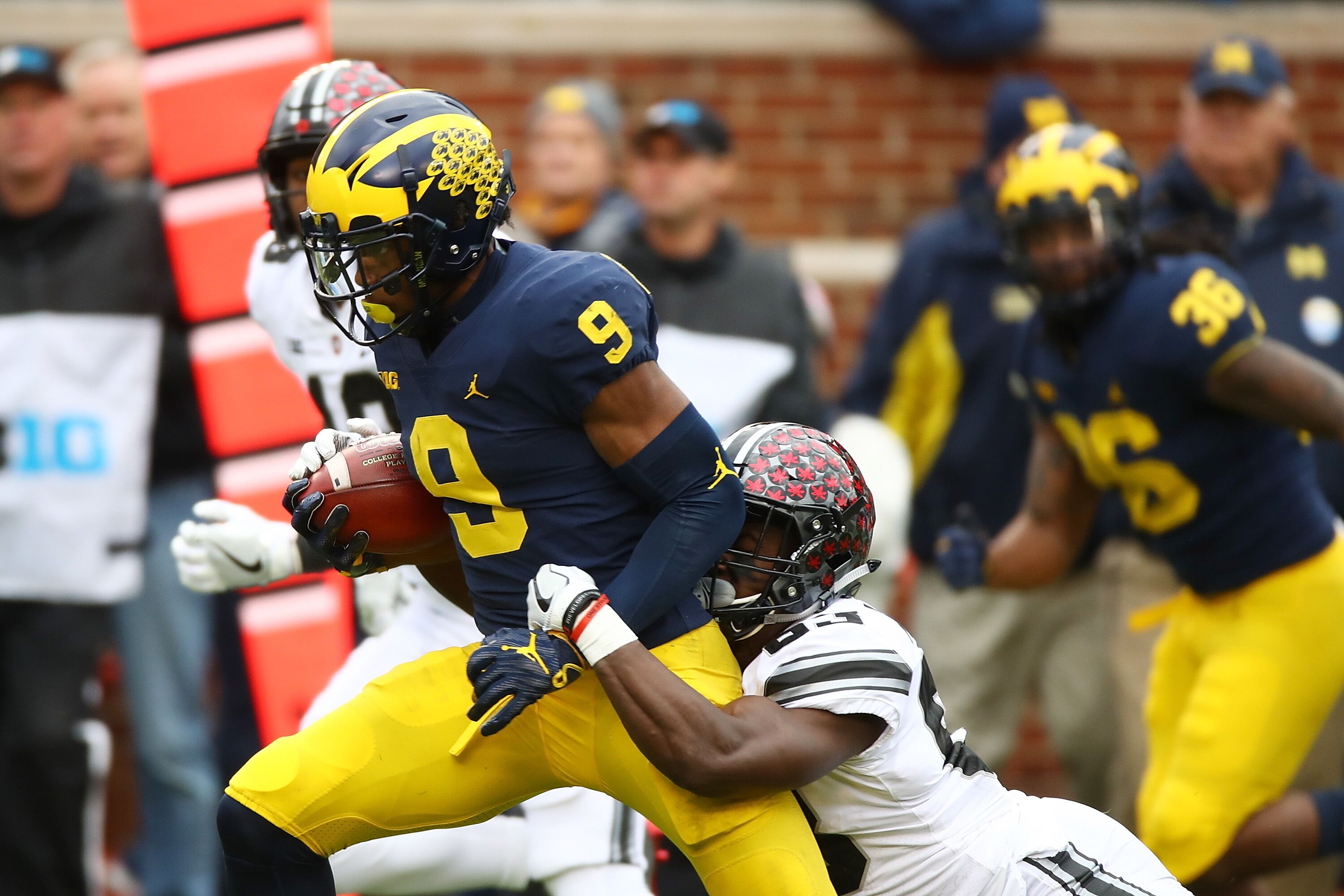 Michigan Football 3 Players To Watch In The Outback Bowl