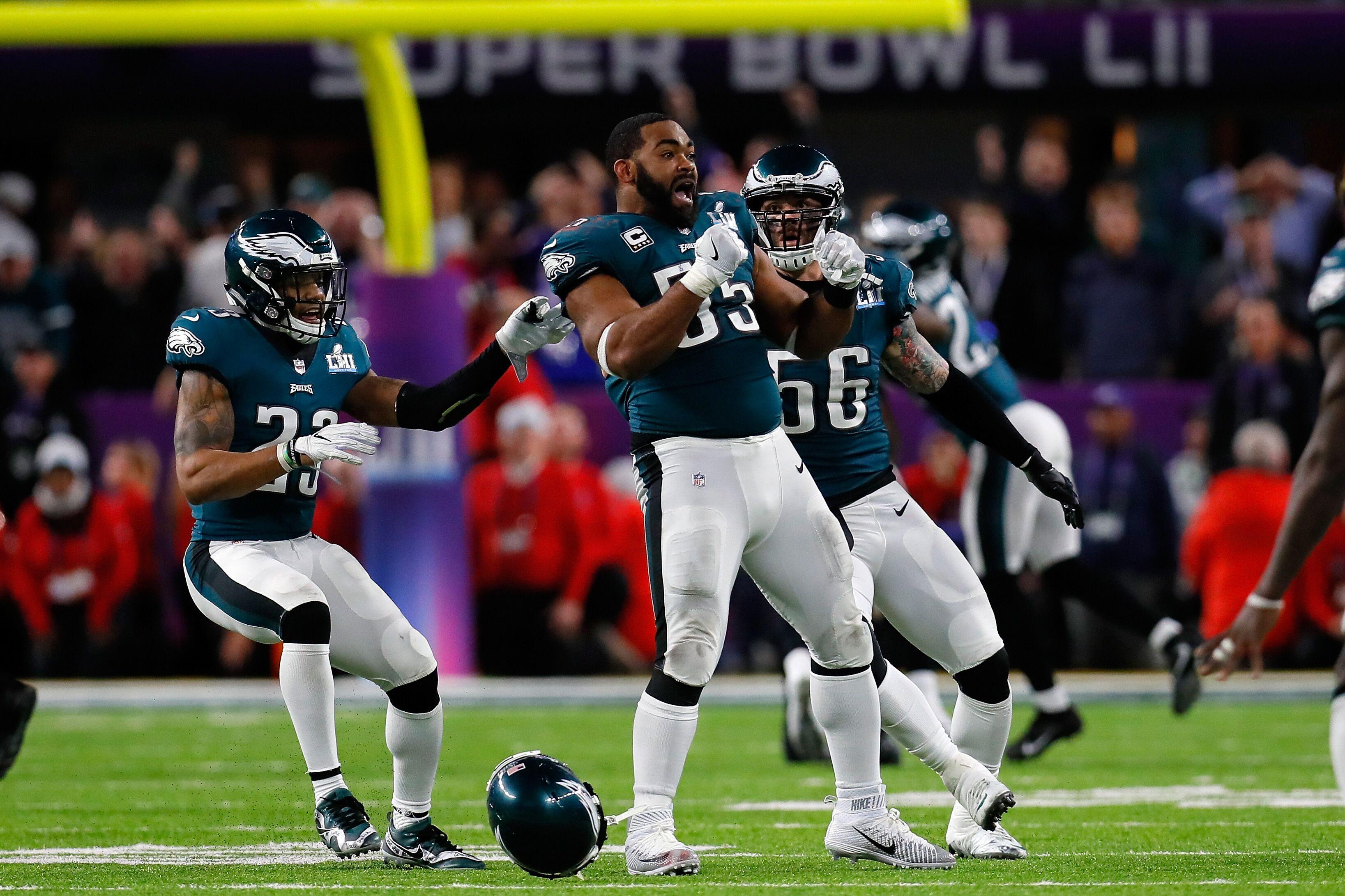 d7c82053ef5 Michigan Football: Brandon Graham deserved his Super Bowl moment