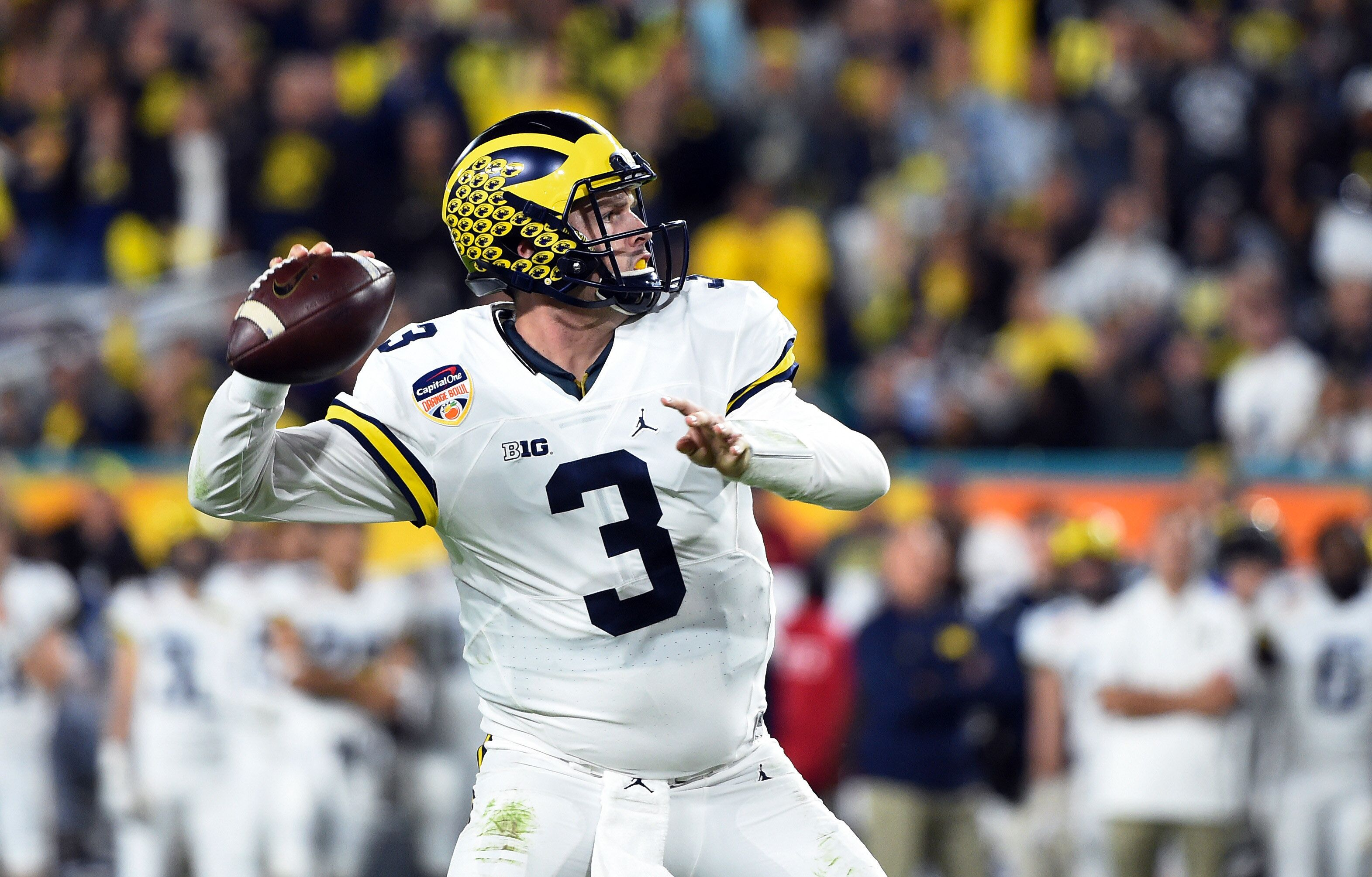 michigan football: 5 most important wolverines for the 2017 season