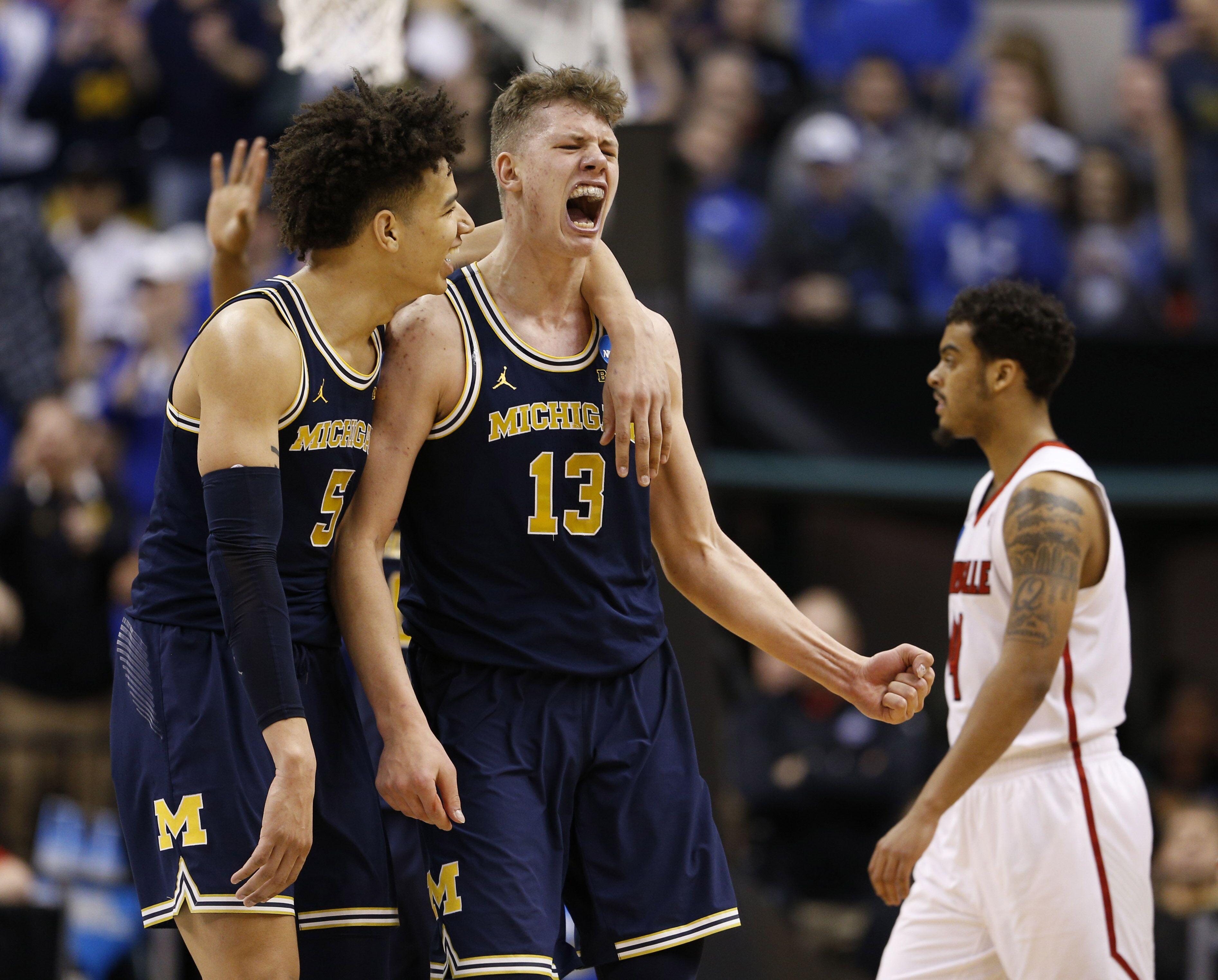 Michigan Basketball: Moe Wagner needs to become a star