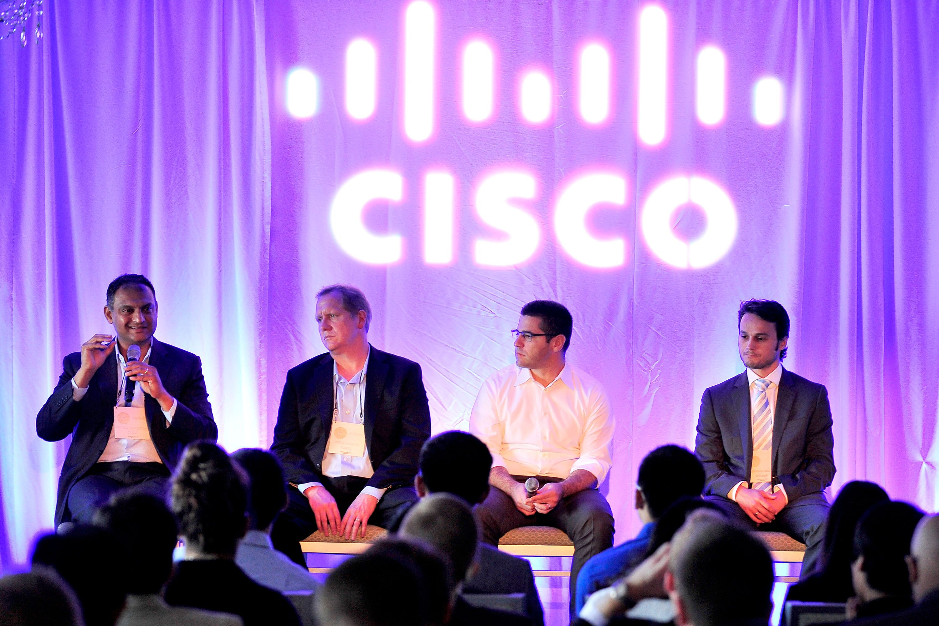 Massive layoffs hit Cisco