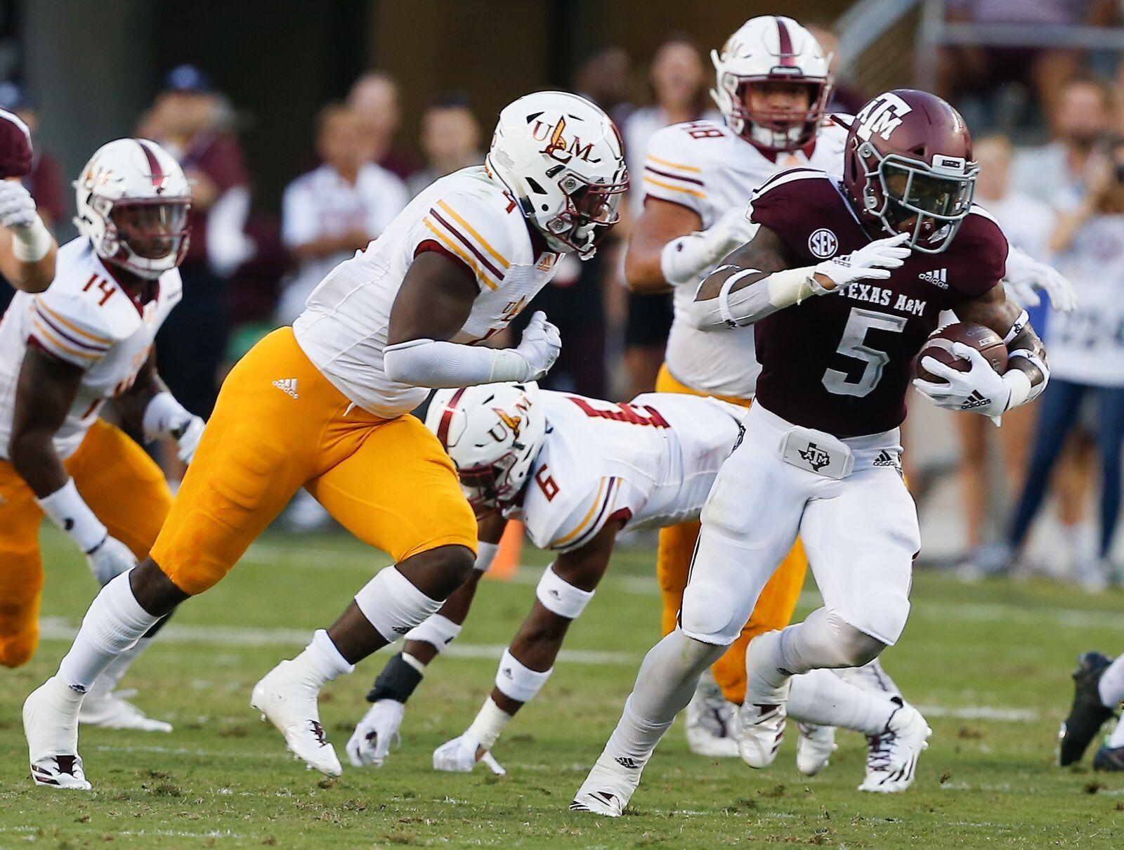 Texas A M Football 3 Reasons Aggies Can Upset Alabama