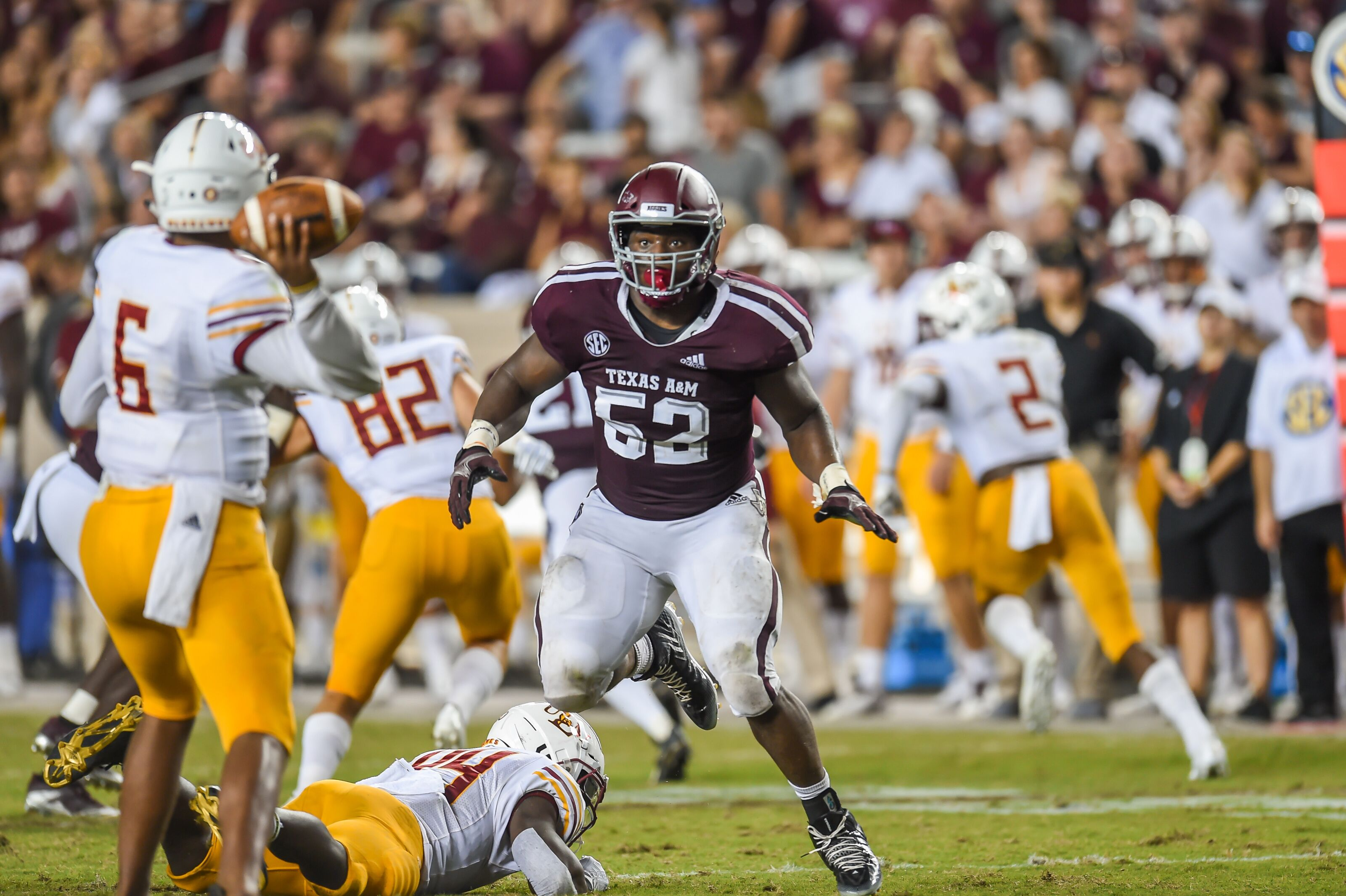 Texas A&M football: Spring MVPs announced and one comes as a surprise