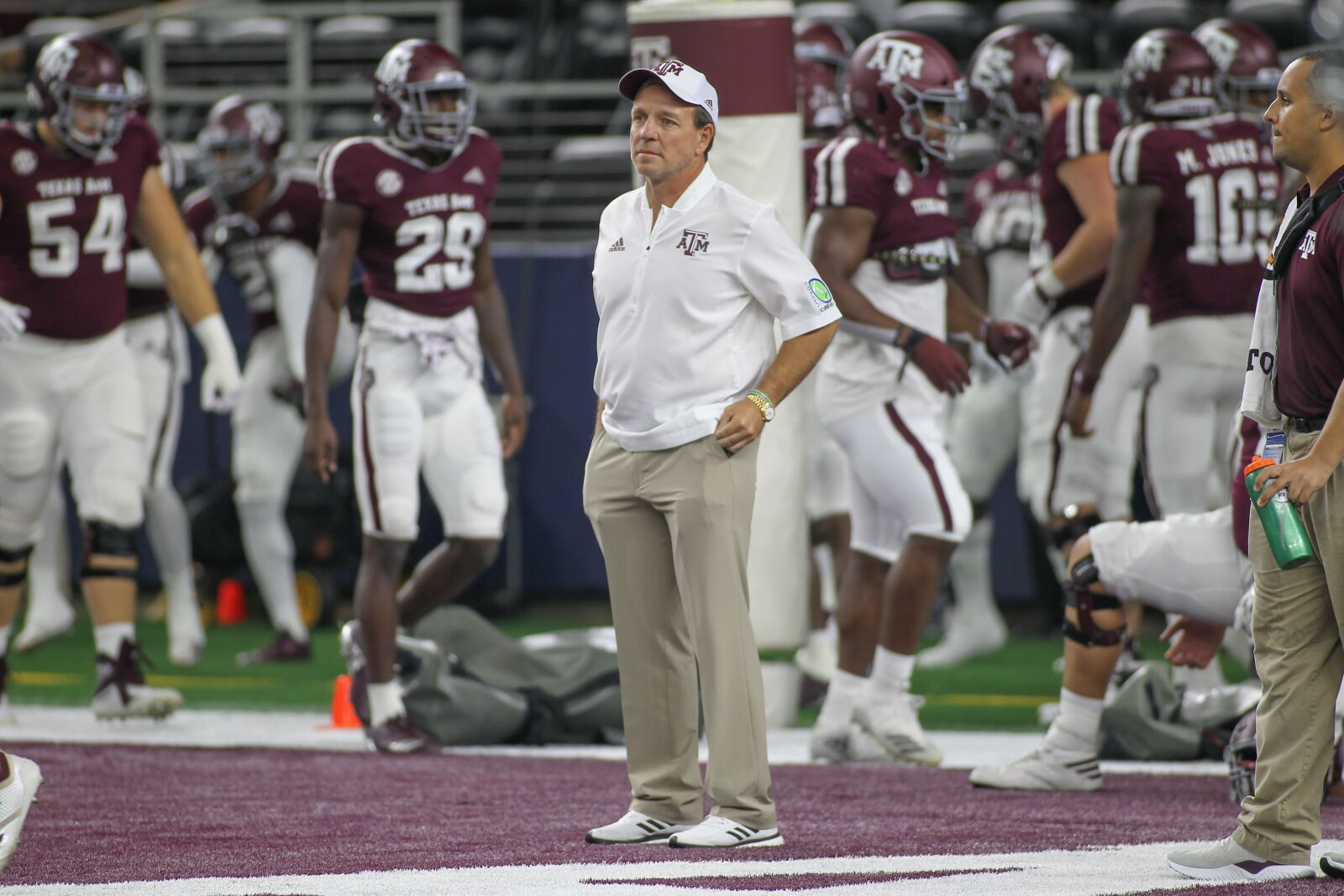 Jimbo Fisher: Young QB development more important than ever