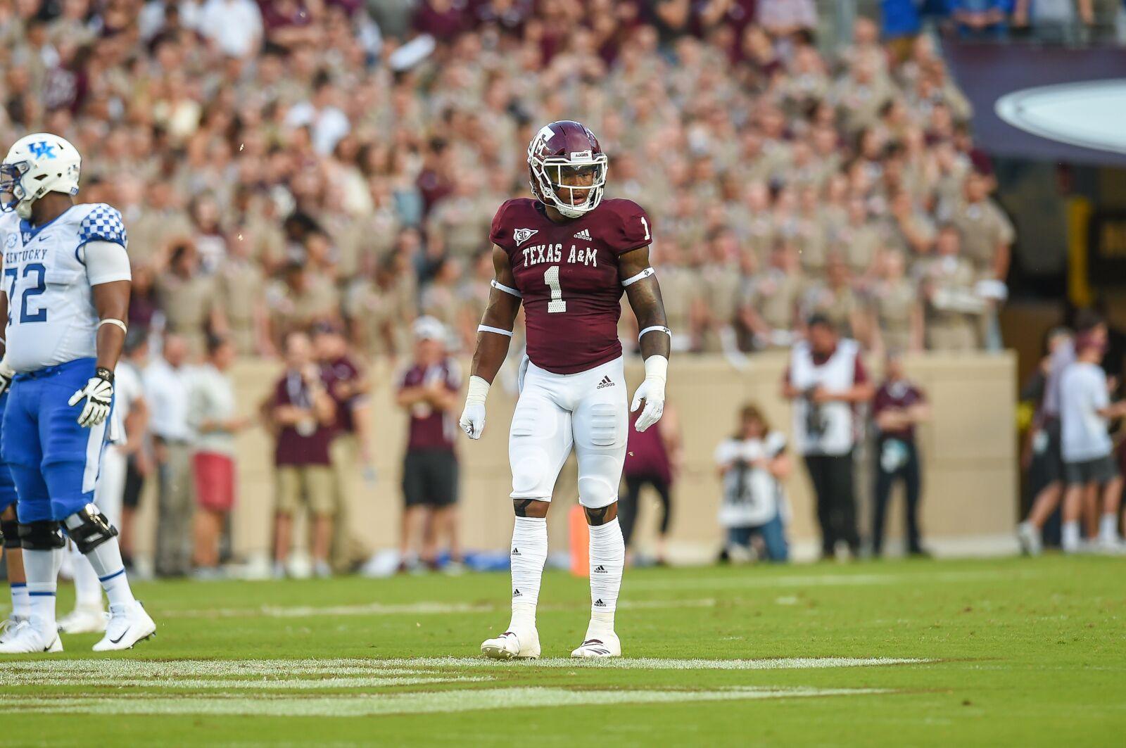 Texas A&M football: Depth at linebacker a major concern for 2019