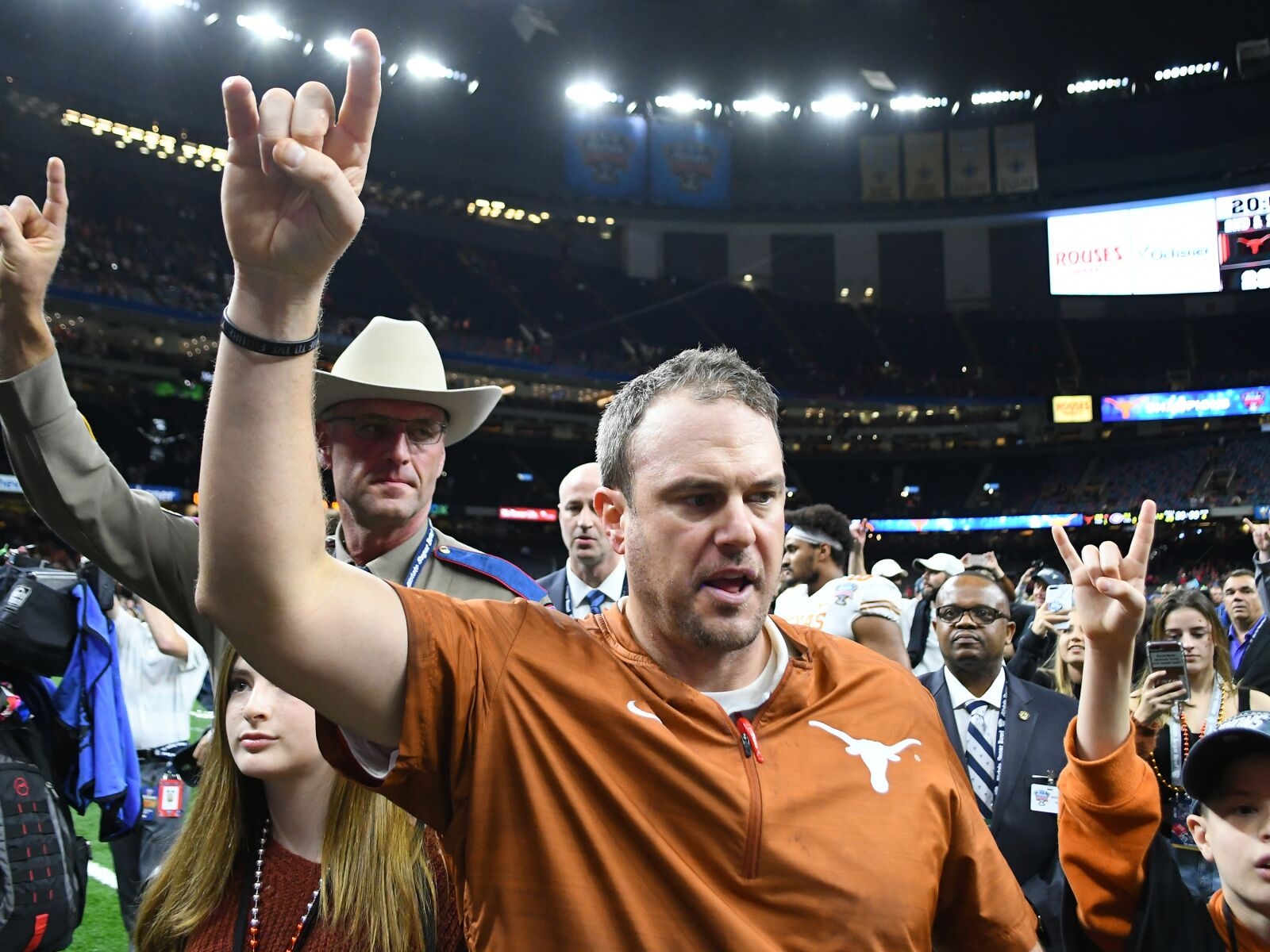 Texas A&M Football: When will we see series with UT?