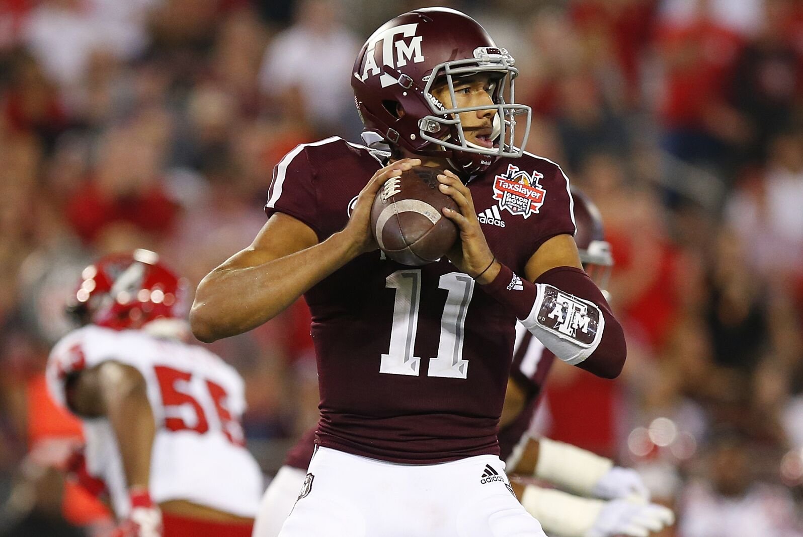 low priced bd560 aefbf Texas A&M football: 5 burning questions entering spring ...
