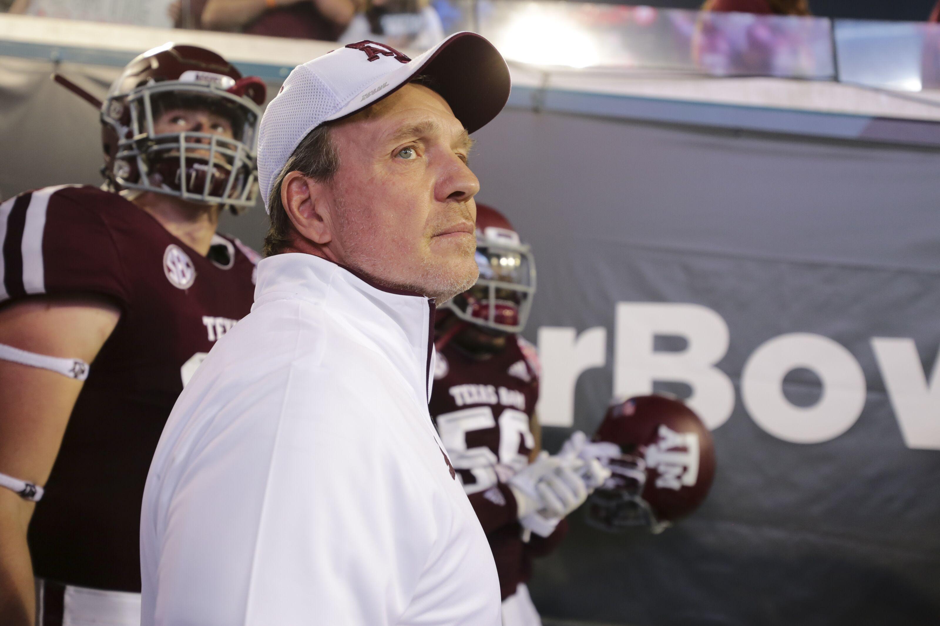 Texas A&M Football: Aggies a finalist for Eric Shaw