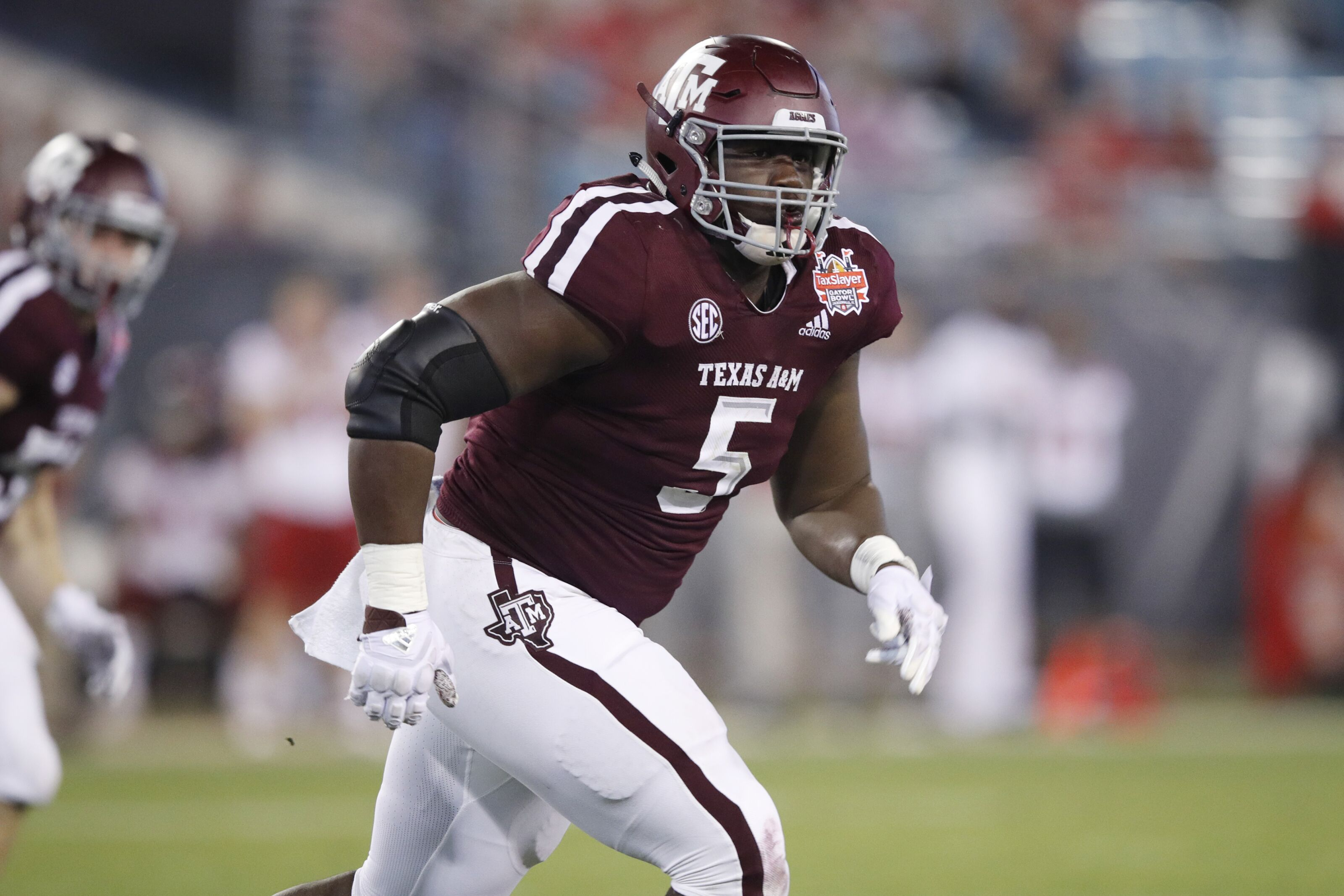 Texas A&M football 50 in 50: Will Bobby Brown III live up to the hype?
