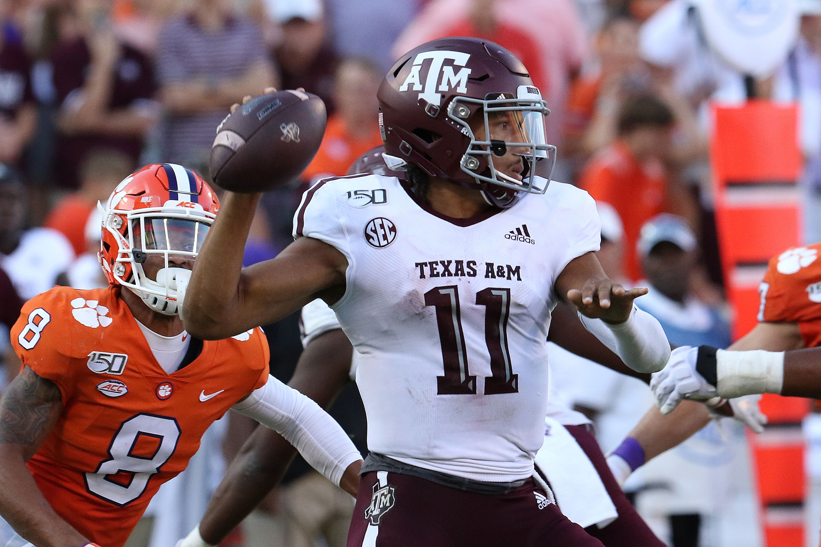 Texas A&M Football: Is there still doubt about Mond?