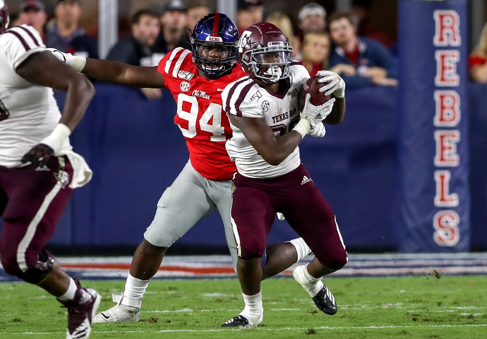 Texas A&M Football: Aggies edge out Ole Miss in win