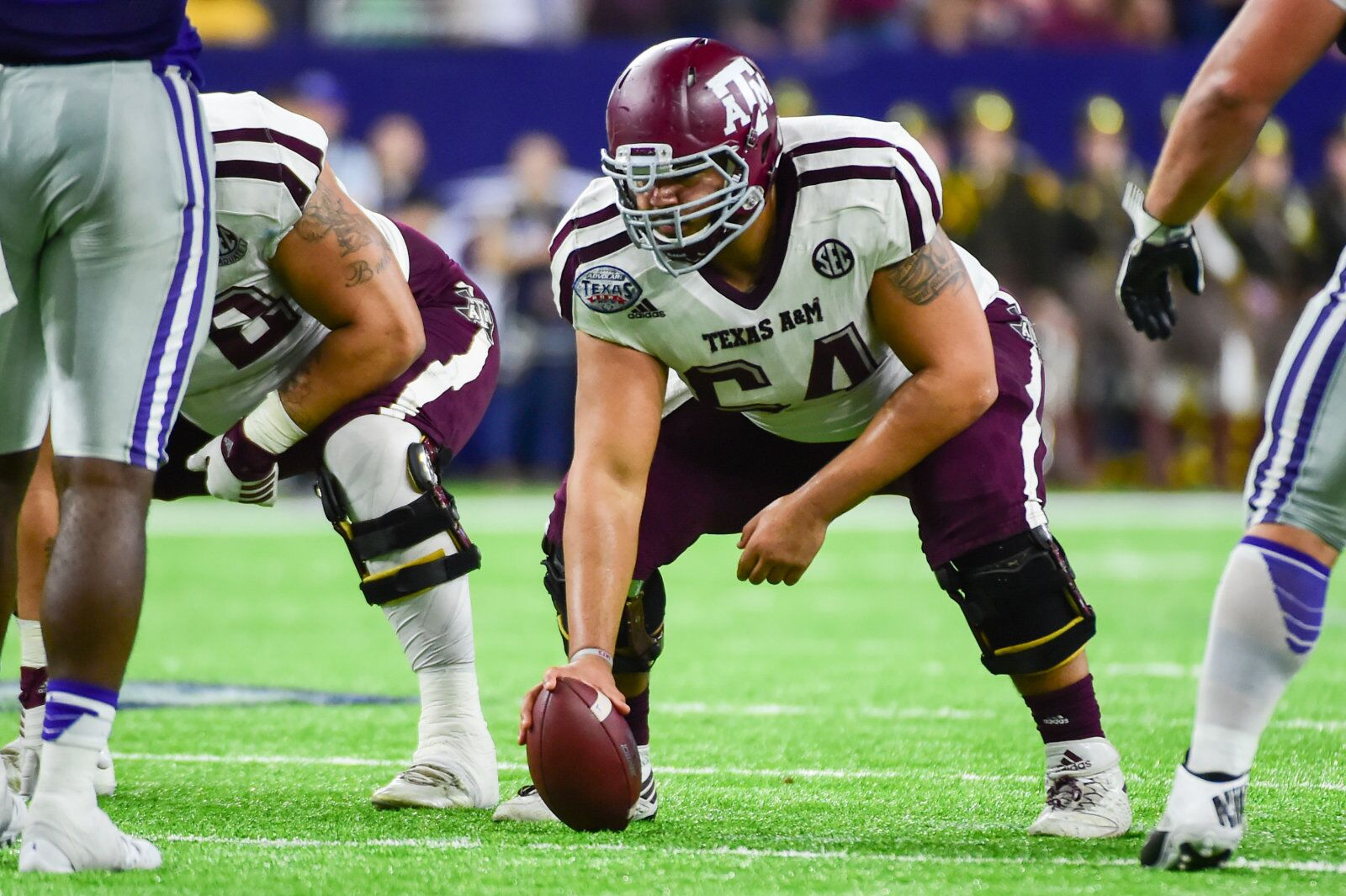 Texas A&M football: Final NFL Draft predictions for Erik McCoy