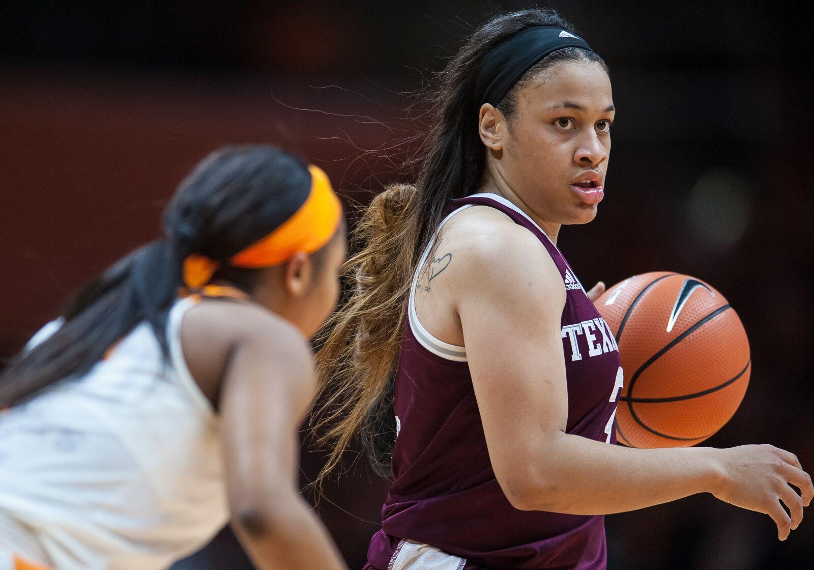 591c2ca5db0bd Texas A M women s basketball  Chennedy Carter dominant in Aggies run