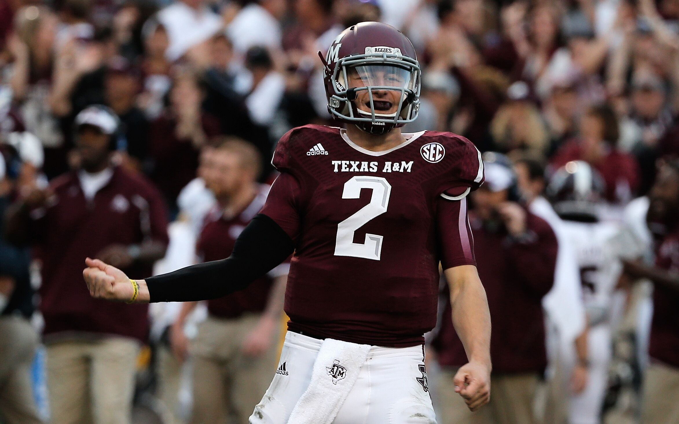 Johnny Manziel could start right away with AAF's Memphis Express