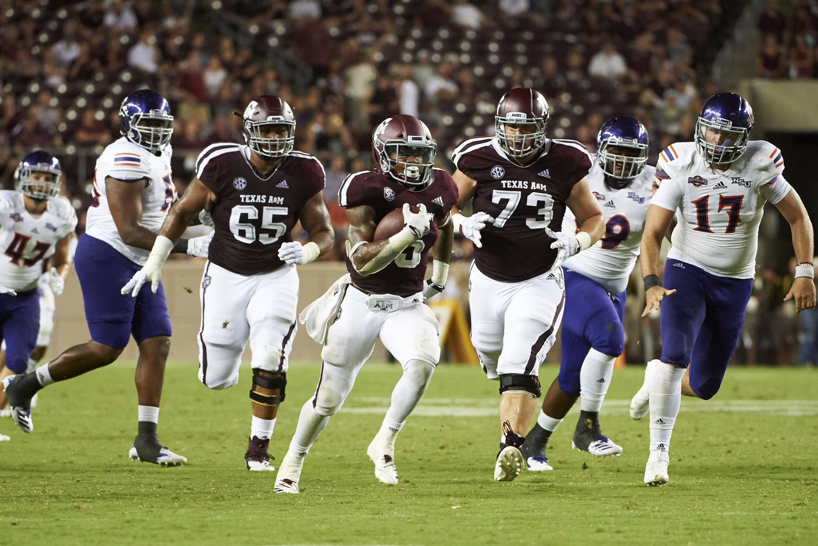 Texas A M Vs Ul Monroe Game Time Tv Channel Streaming Radio