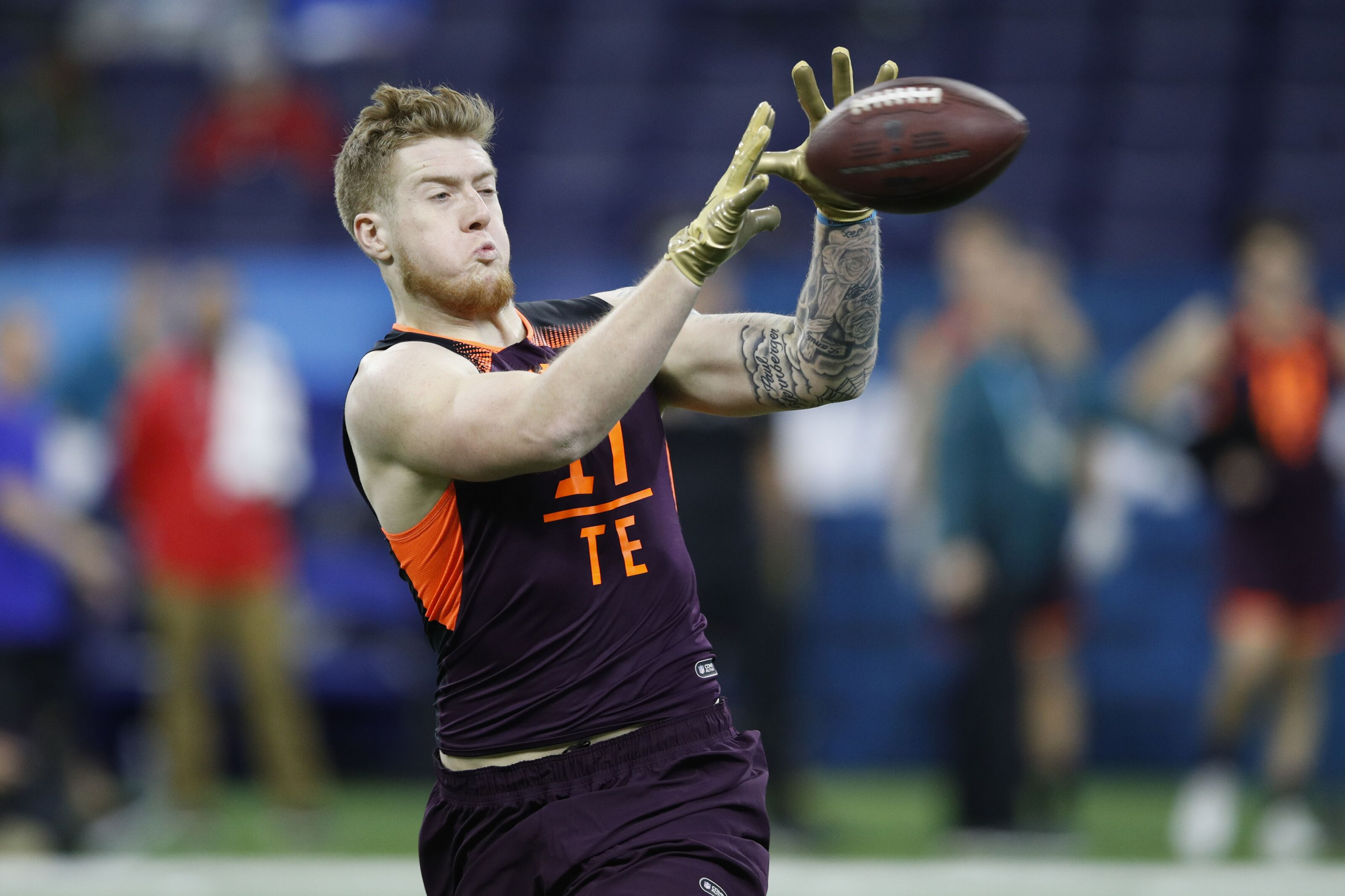 Texas A&M football: Jace Sternberger should start for Green Bay Packers