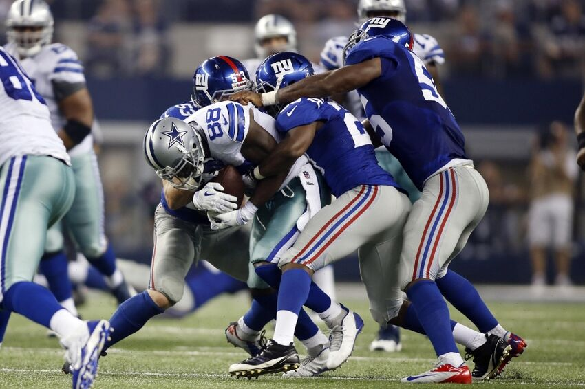 Questions with the Enemy at TheLandryHat.com  Giants vs Cowboys 7c7b26e12