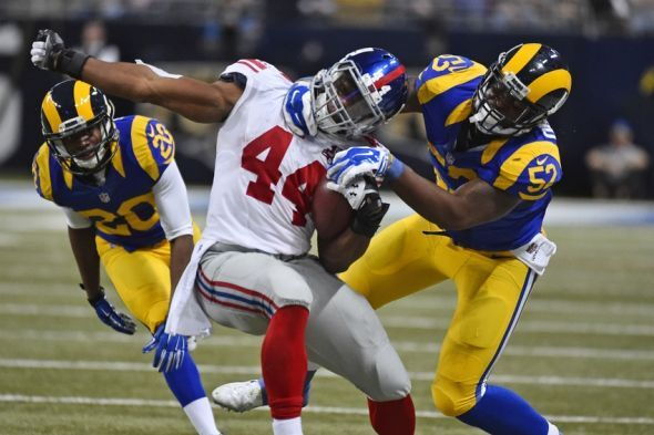 5 Key Stats That Explain New York Giants 2014 Season