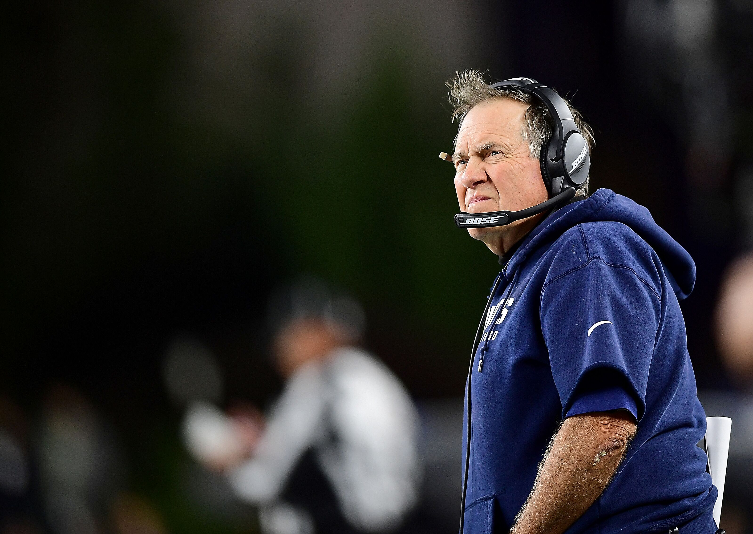 Could Bill Belichick Actually Make A Return To The New York