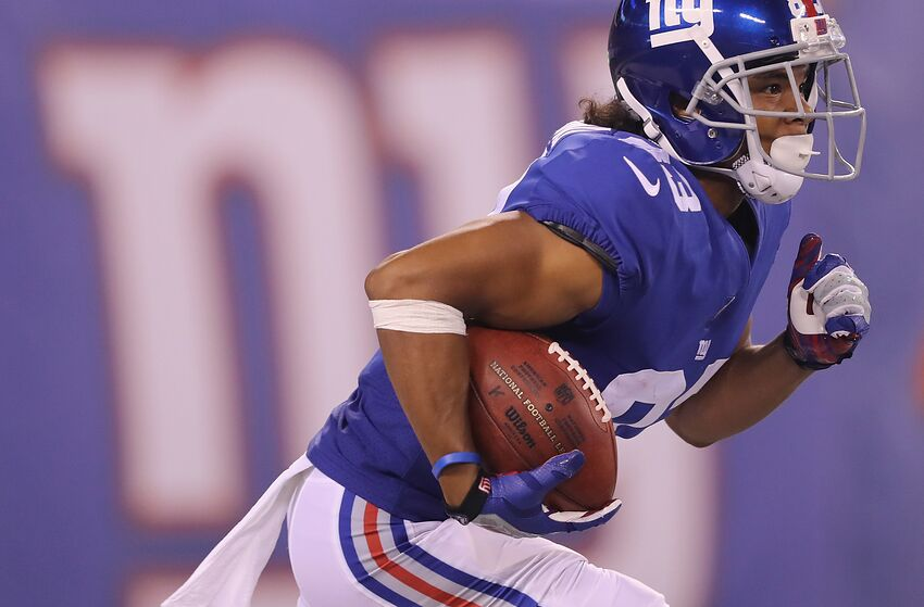 9cff5e78 New York Giants: Depth still elusive at wideout position