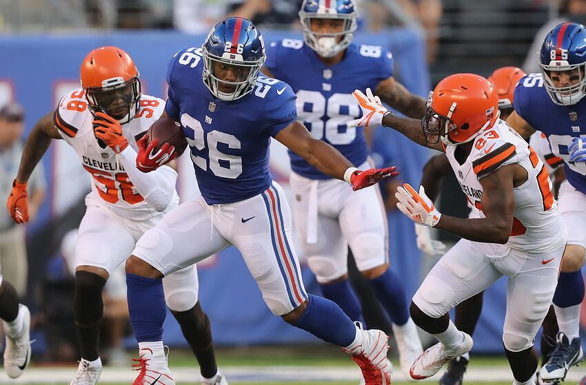 2462d0e1 Preseason only provides a glimpse of New York Giants offense