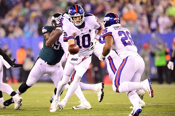 cheap for discount b2494 1415d Note to New York Giants: No need to change the uniforms