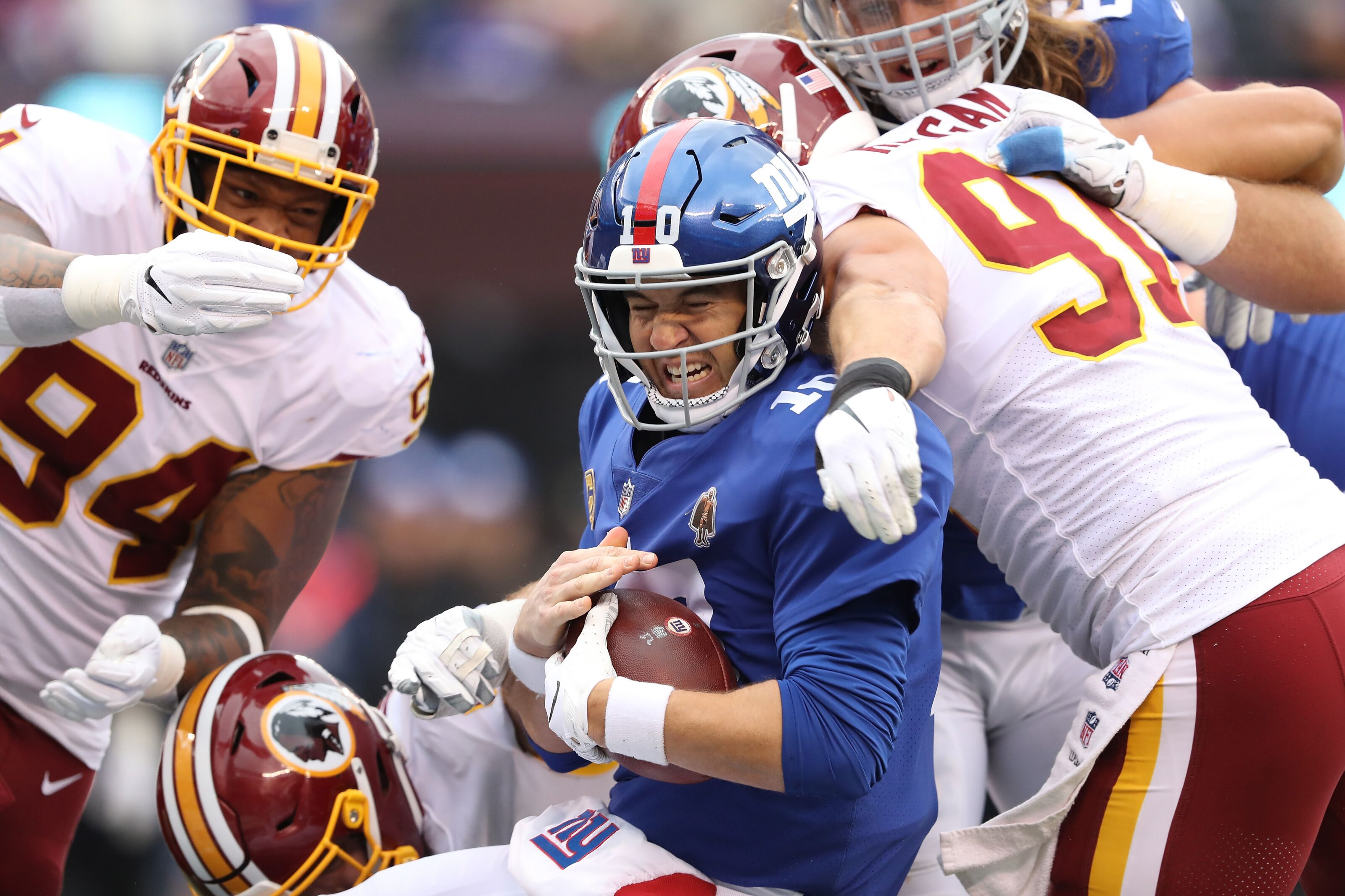 7b67bbca742 It s Eli Manning or bust at quarterback for New York Giants
