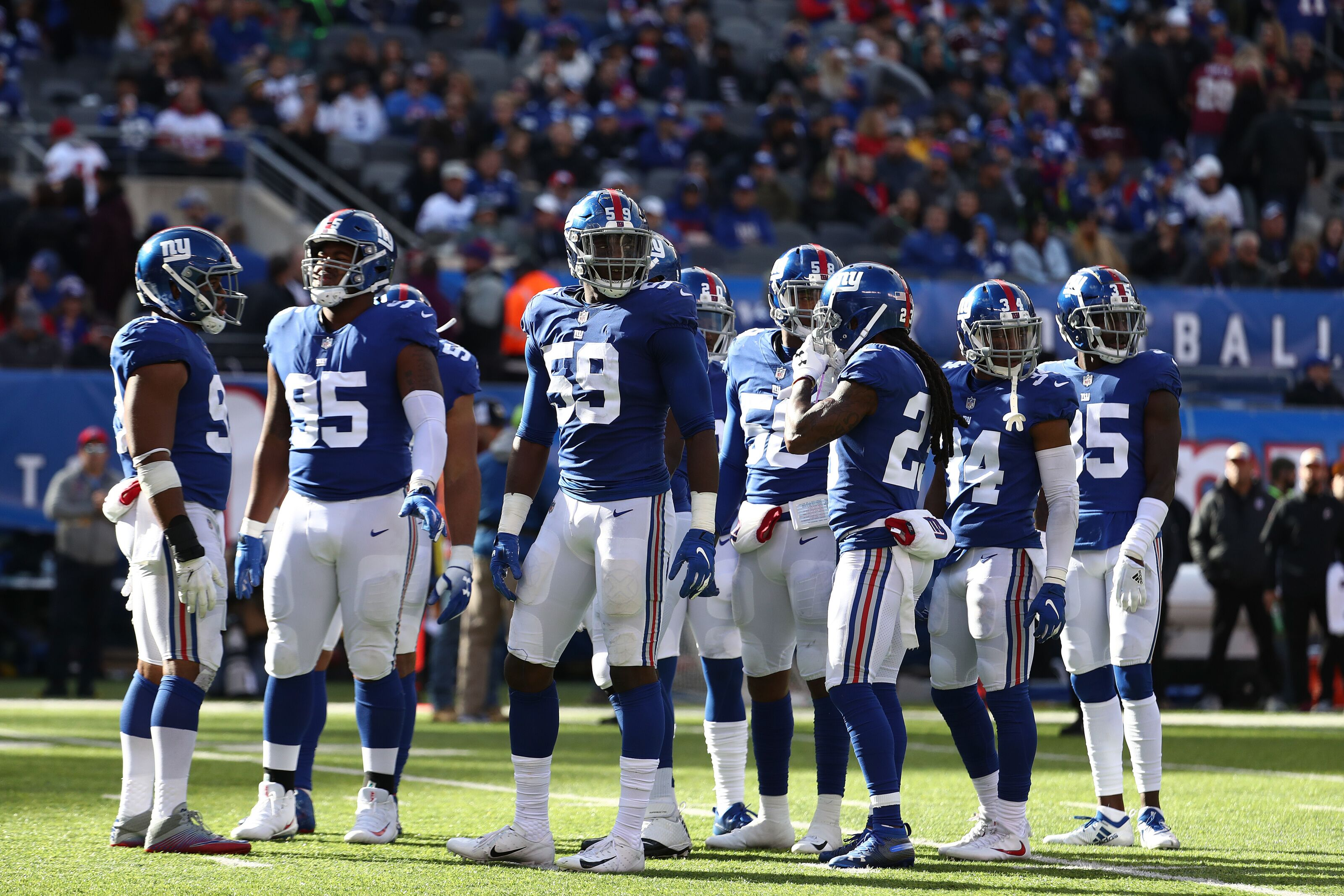 A Quick Glance At New York Giants Defensive Depth Chart