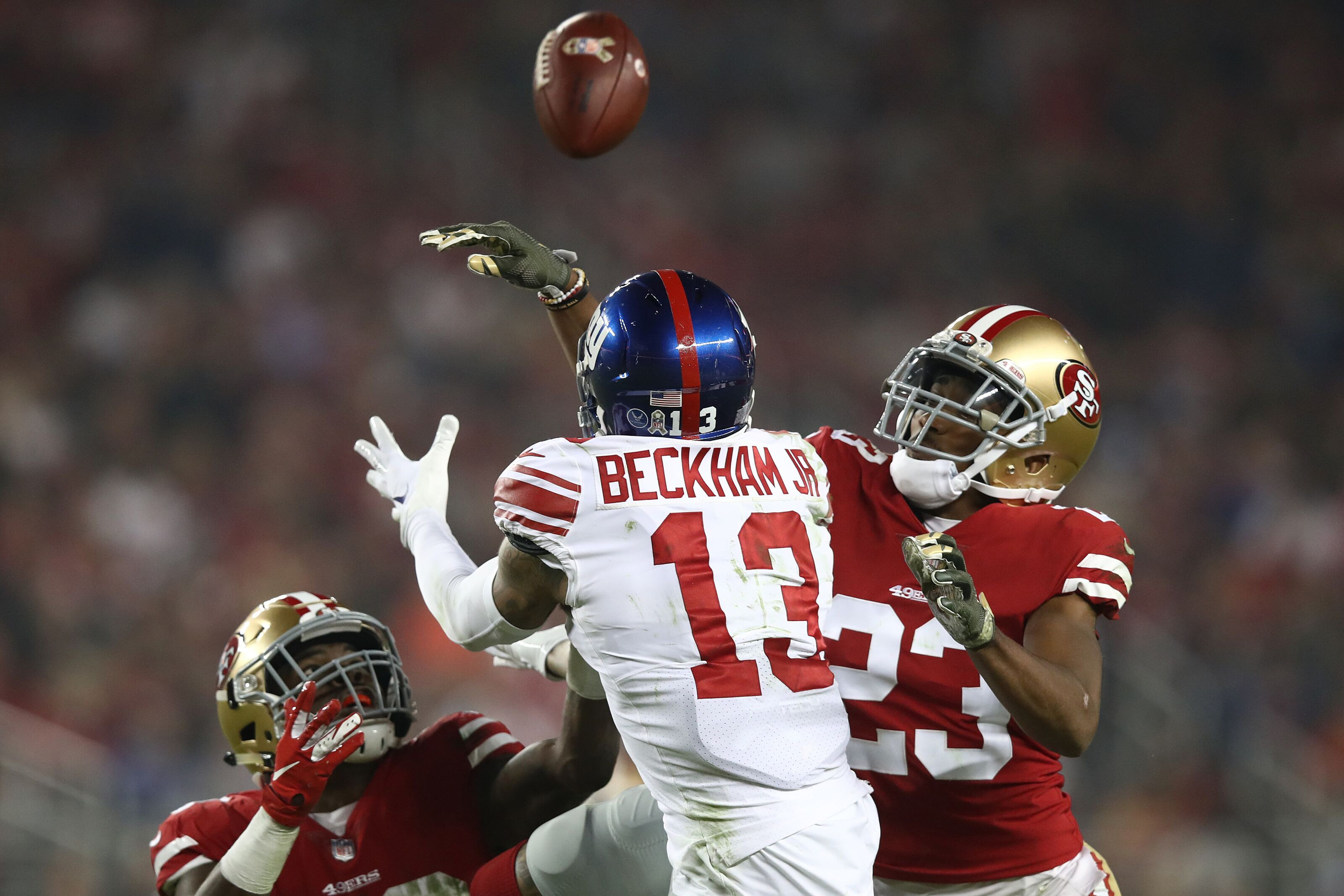 Can New York Giants win without Odell Beckham?