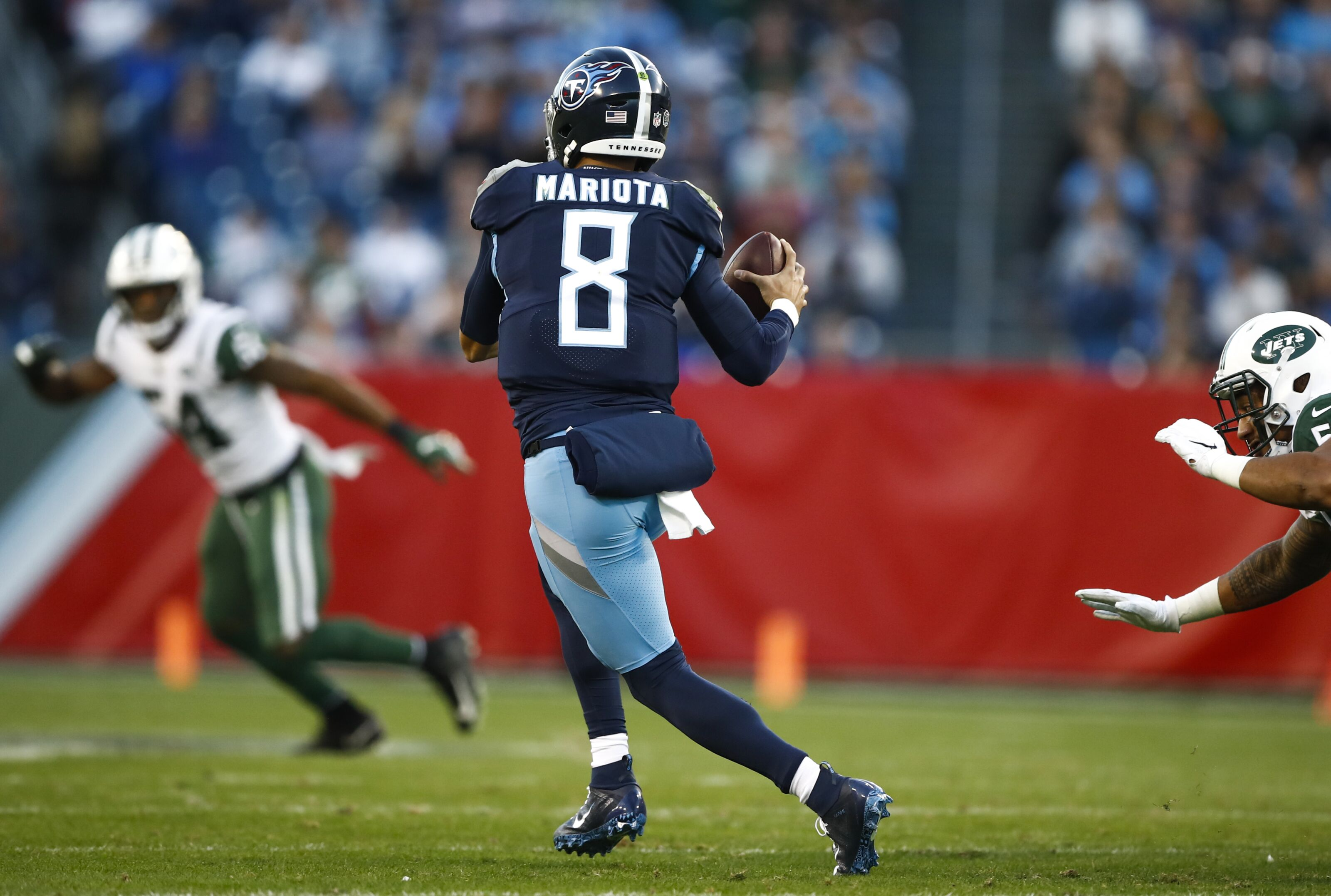 Will New York Giants see the 'real' Marcus Mariota?