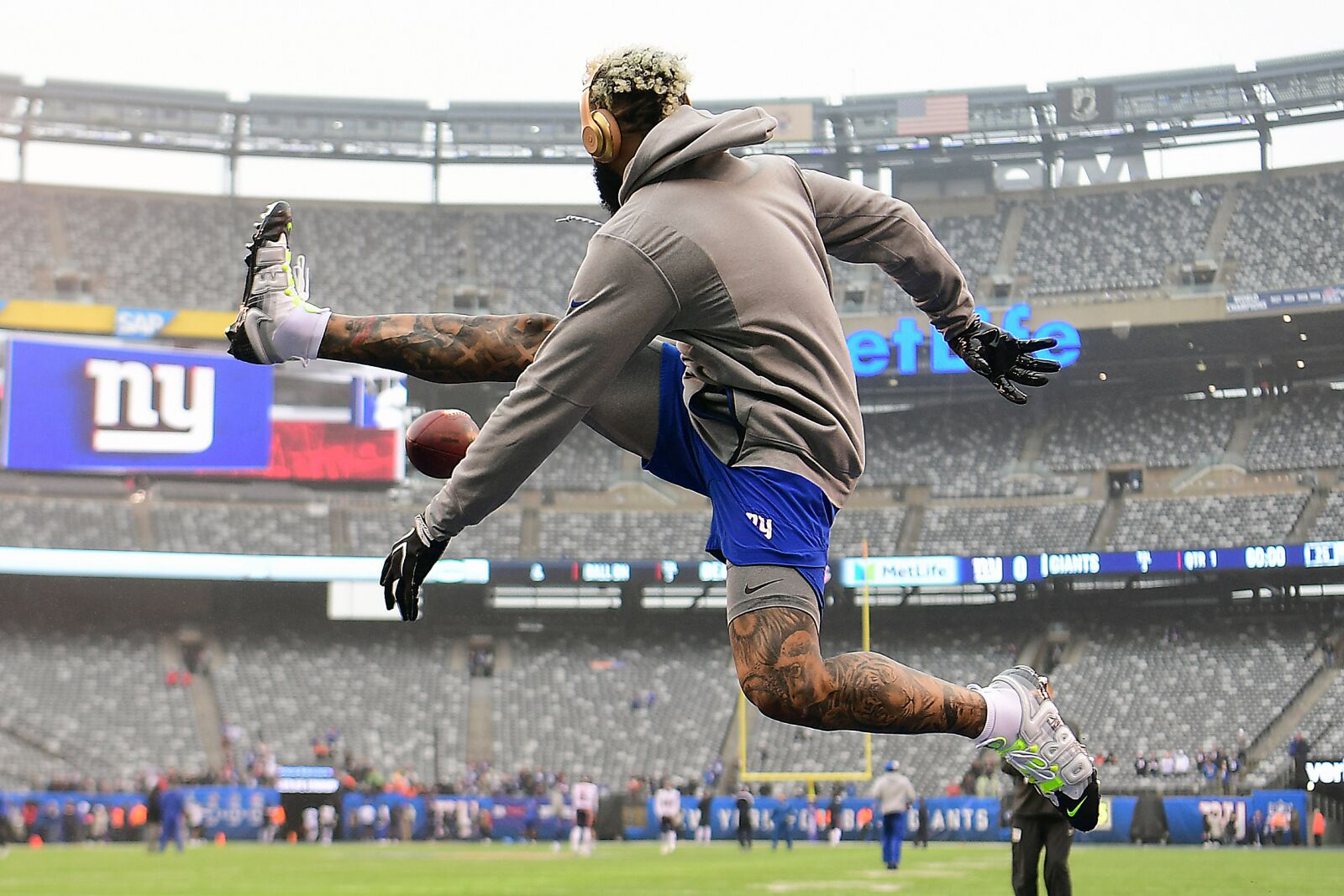 New York Giants: This is why Odell Beckham was traded