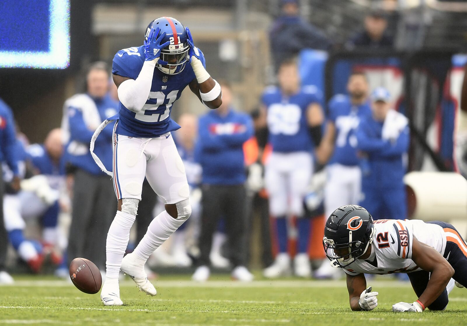 New York Giants enemy exchange: 5 Washington Redskins questions answered
