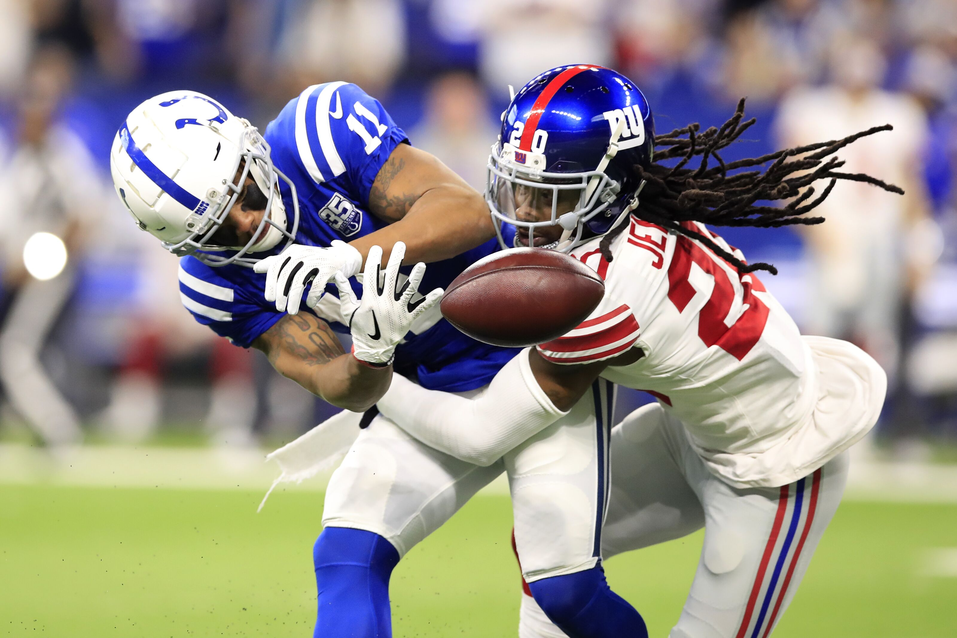 aa9f29f8 New York Giants: Top positional battles on the defensive side of the ...