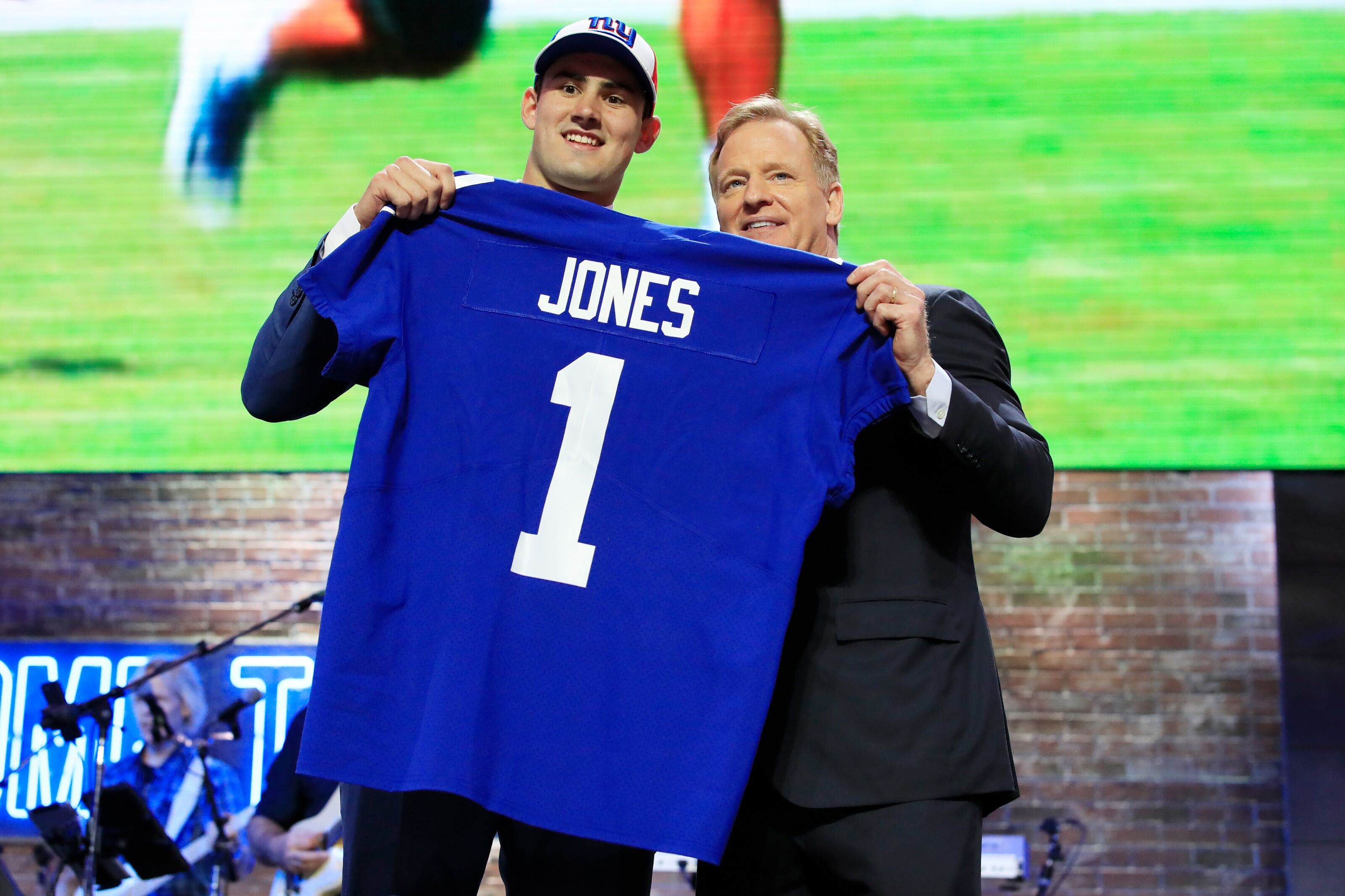 The New York Giants' rookie draft class looks fantastic