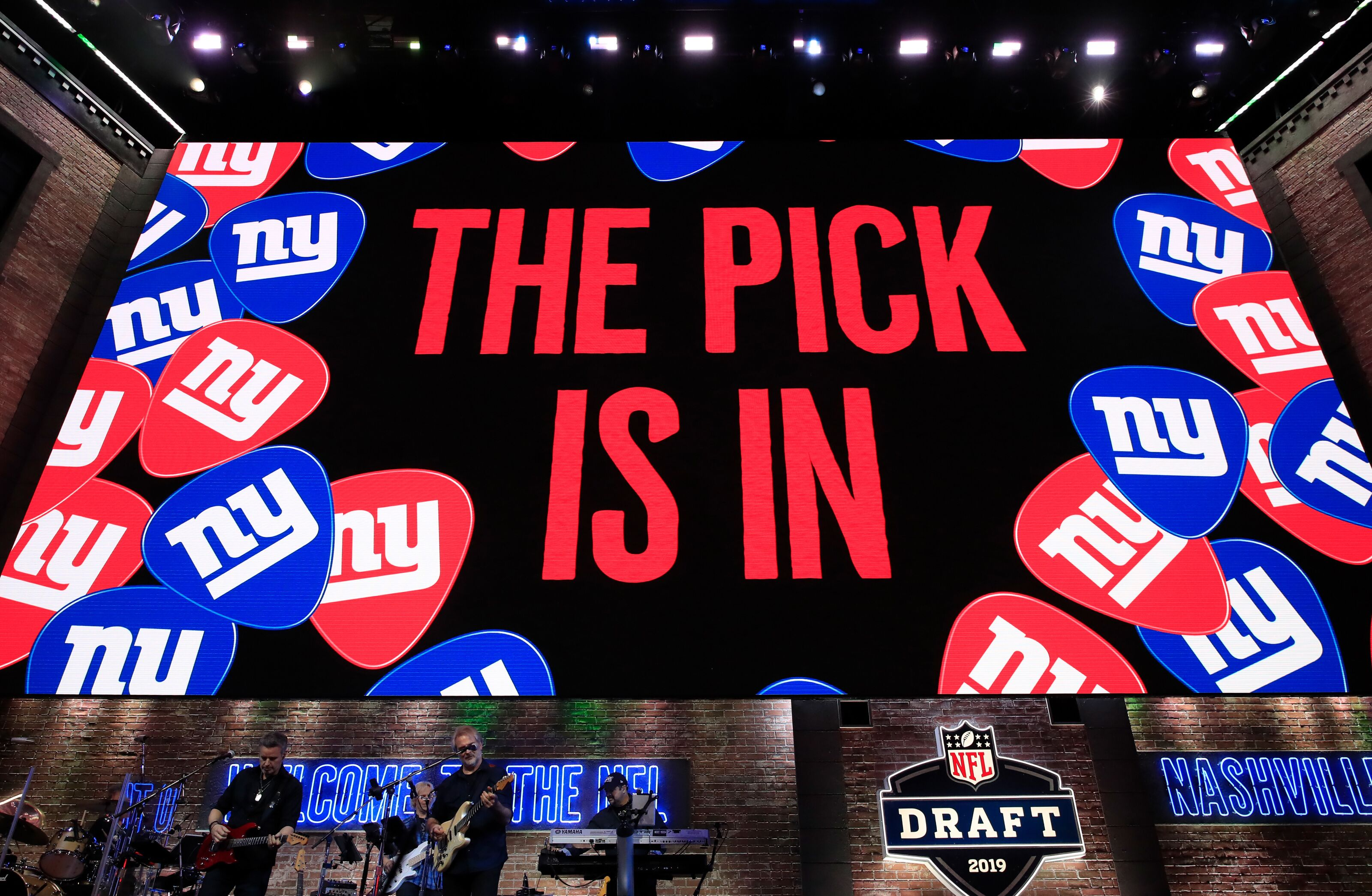 New York Giants Football 2020 7 Round Mock Draft Version 1 0