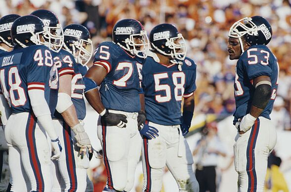 cheap for discount 2fd4e 55907 Note to New York Giants: No need to change the uniforms