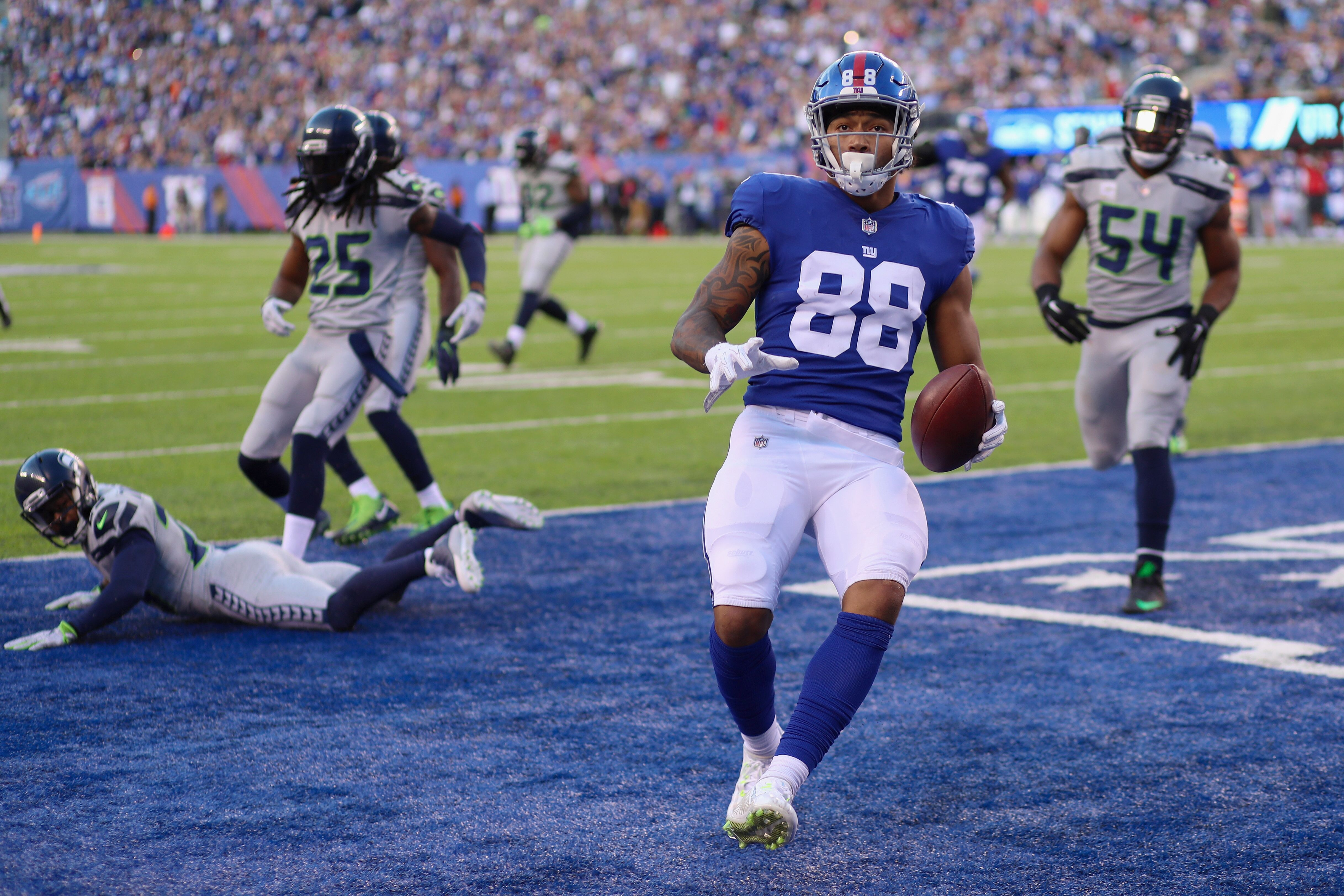 4938df2ee 7 New York Giants who could become first-time Pro Bowlers in 2018