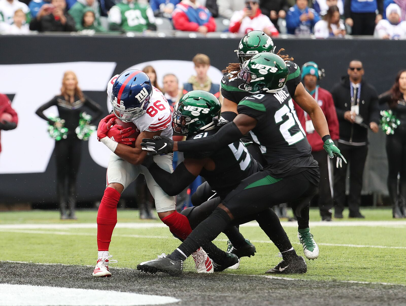 New York Giants: Analyzing 'Big Play Slay's' breakout performance against the Jets