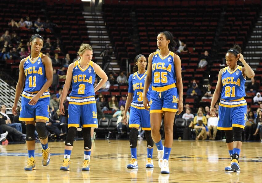 UCLA Women's Basketball Can't Complete the Comeback in the ...
