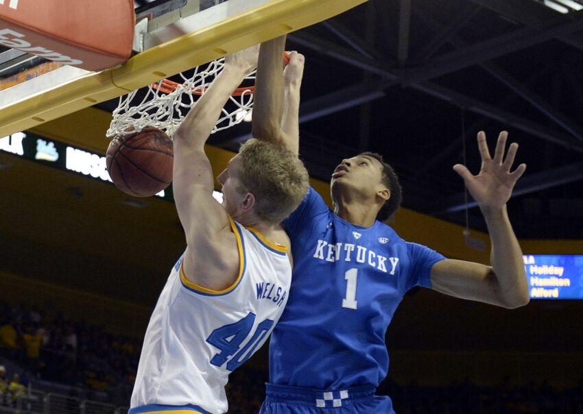 Uk Basketball: UCLA Basketball Vs. Kentucky: Preview, TV, Radio, Live