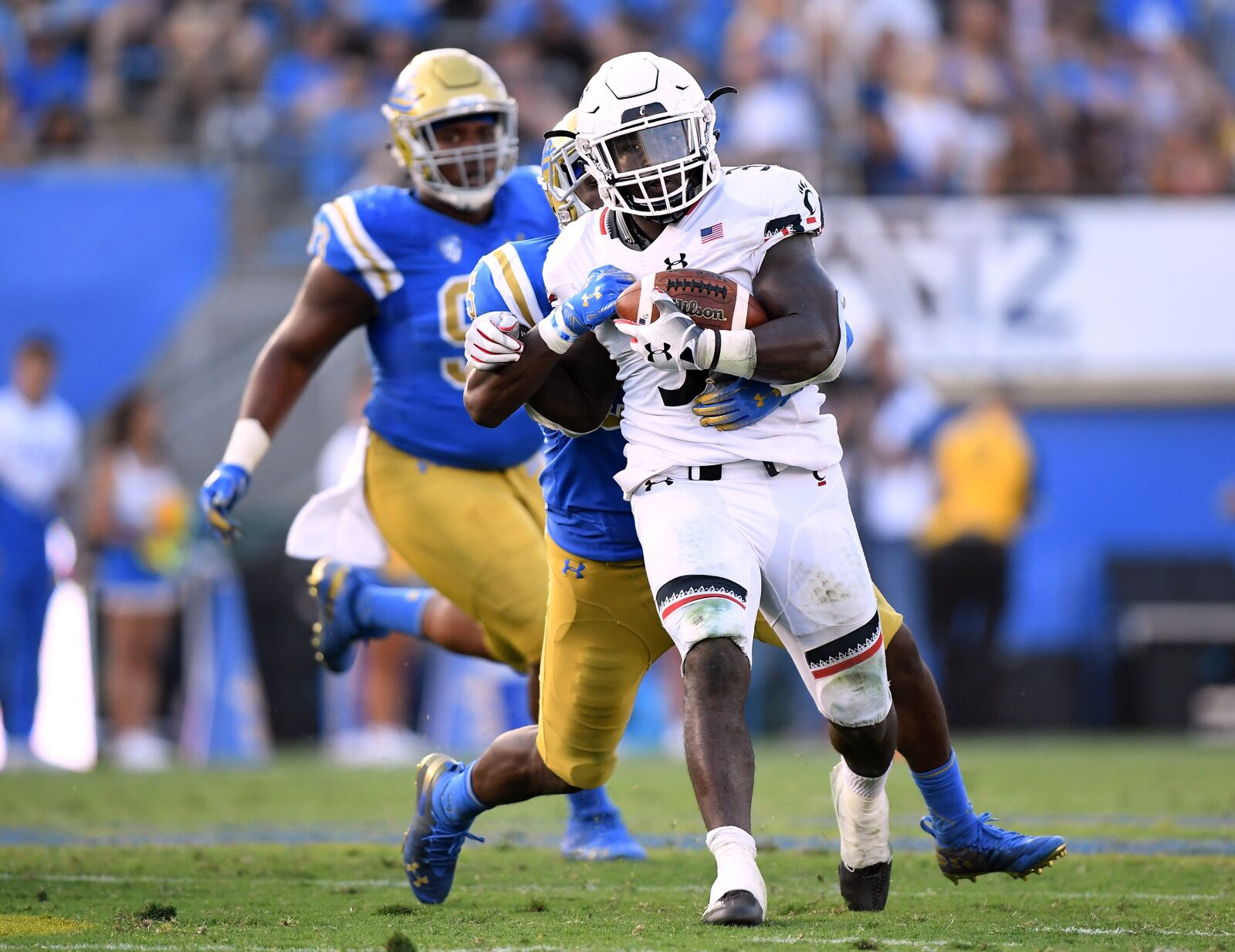 UCLA Bruins Football 2019 Season Preview Part 2: Cincinnati Running Game