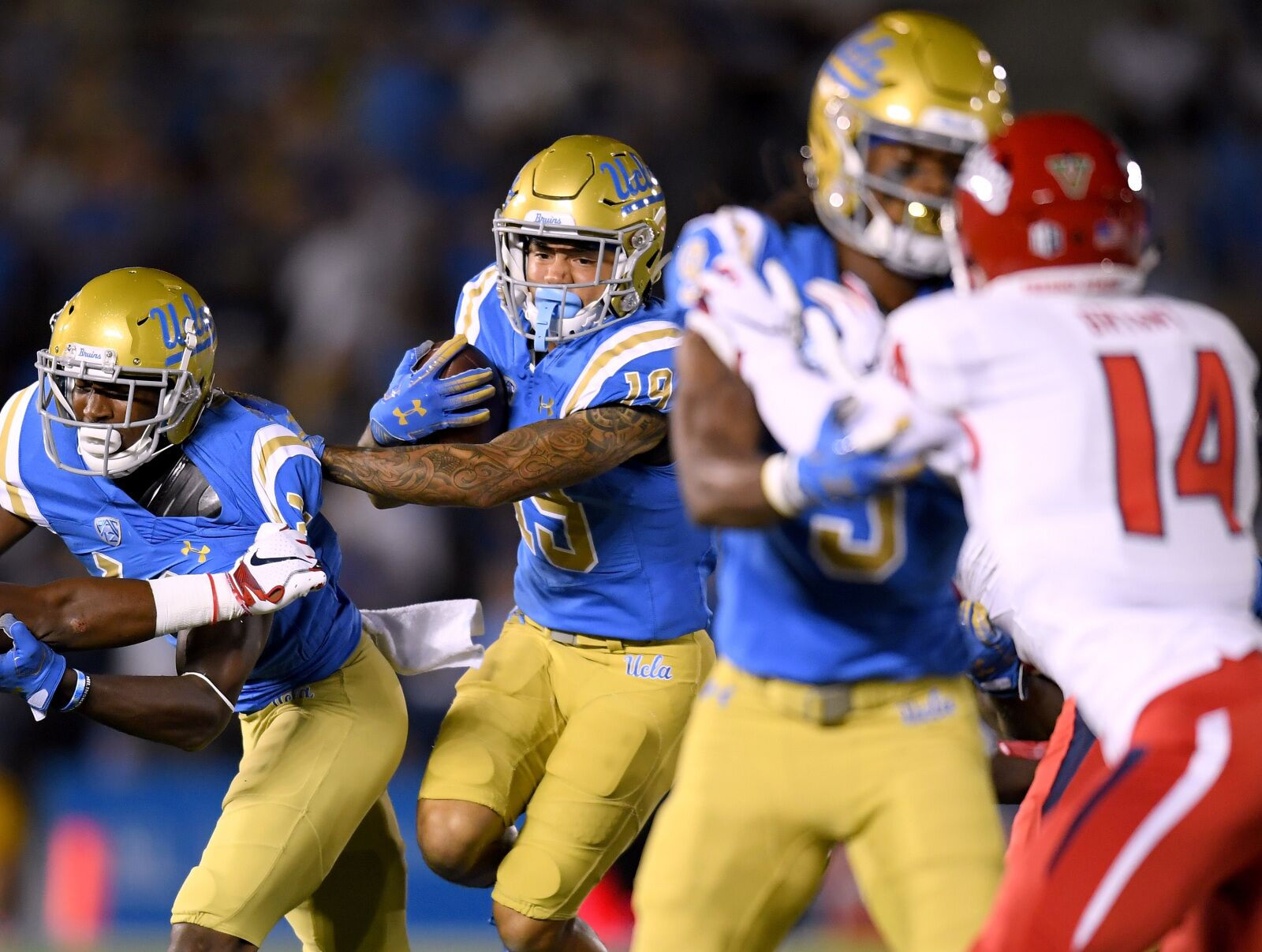 UCLA Football: How the running game could evolve in 2019