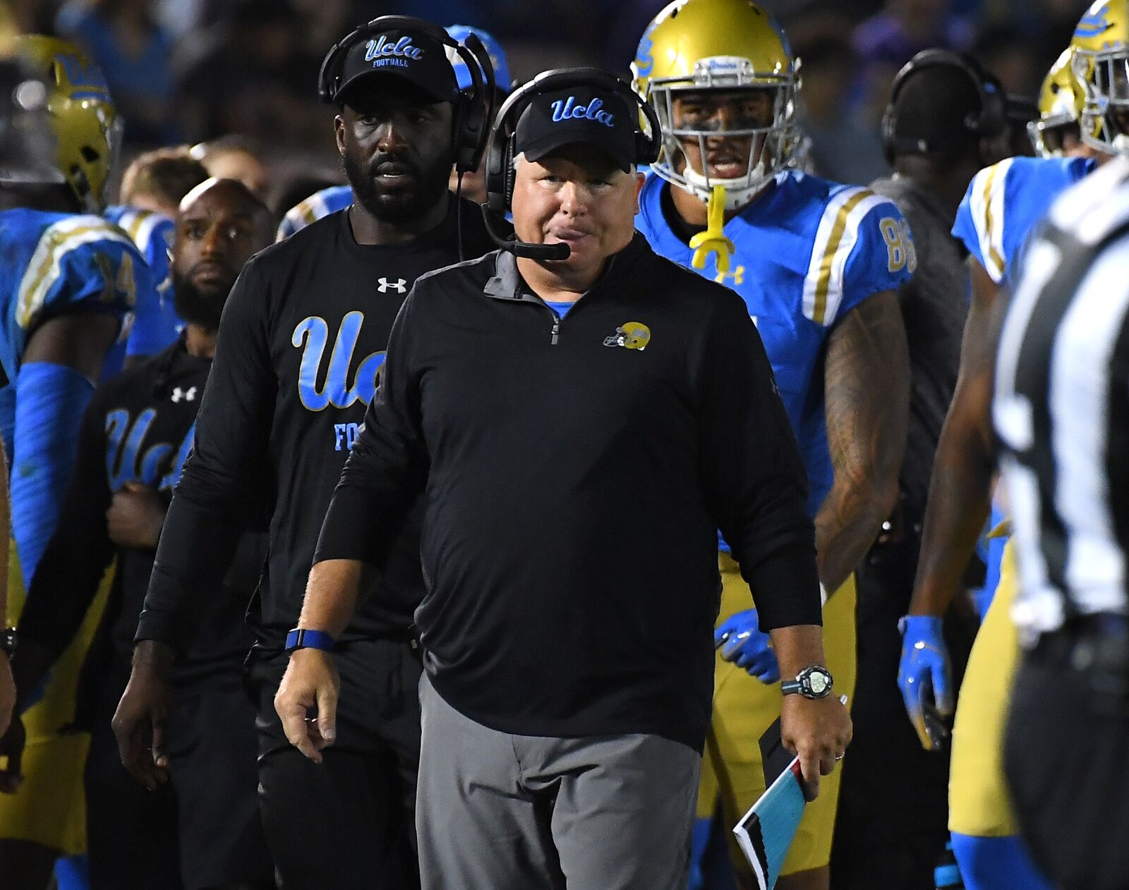 UCLA Football  5 early signees that could start in 2019 120736070