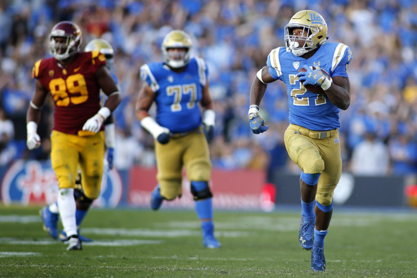 UCLA Football: The good, the bad and the Bruins vs. USC