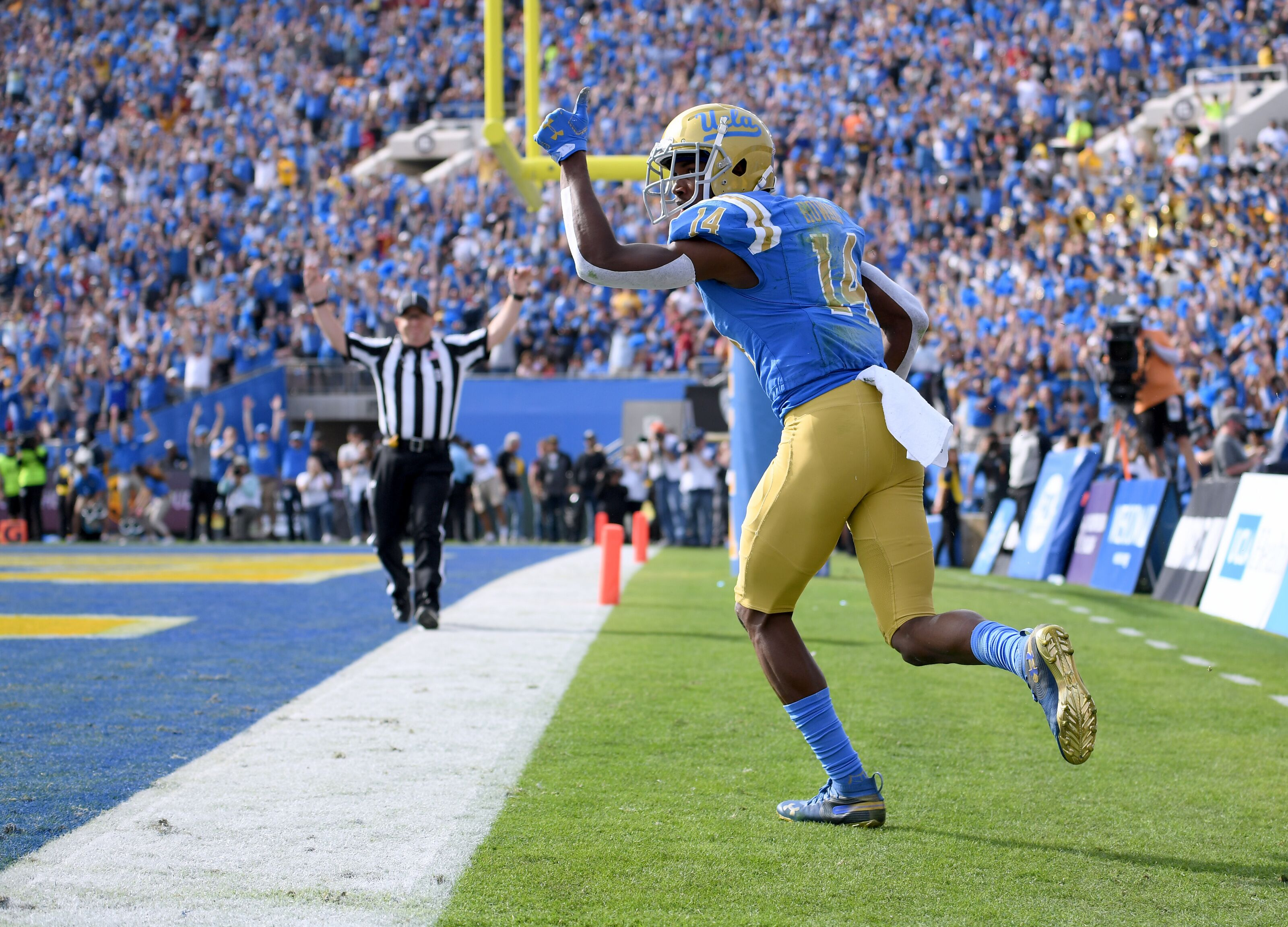 UCLA Football: The win over USC kills the pain of going 3-8